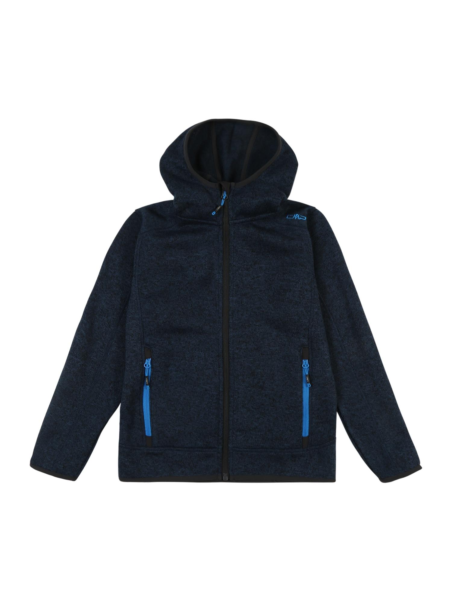Funkční flísová bunda tmavě modrá CMP