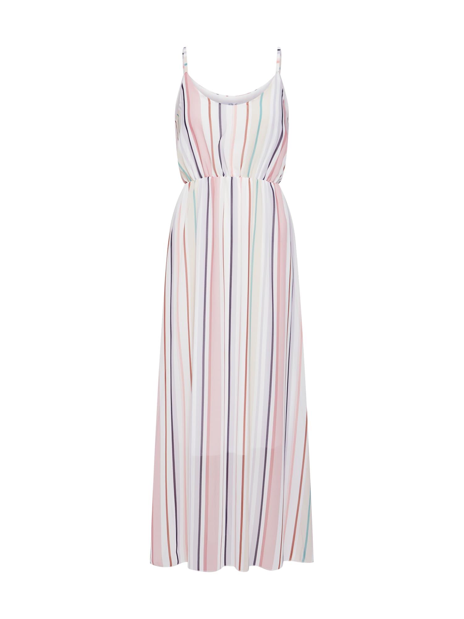 Letní šaty Sabrina růžová Hailys