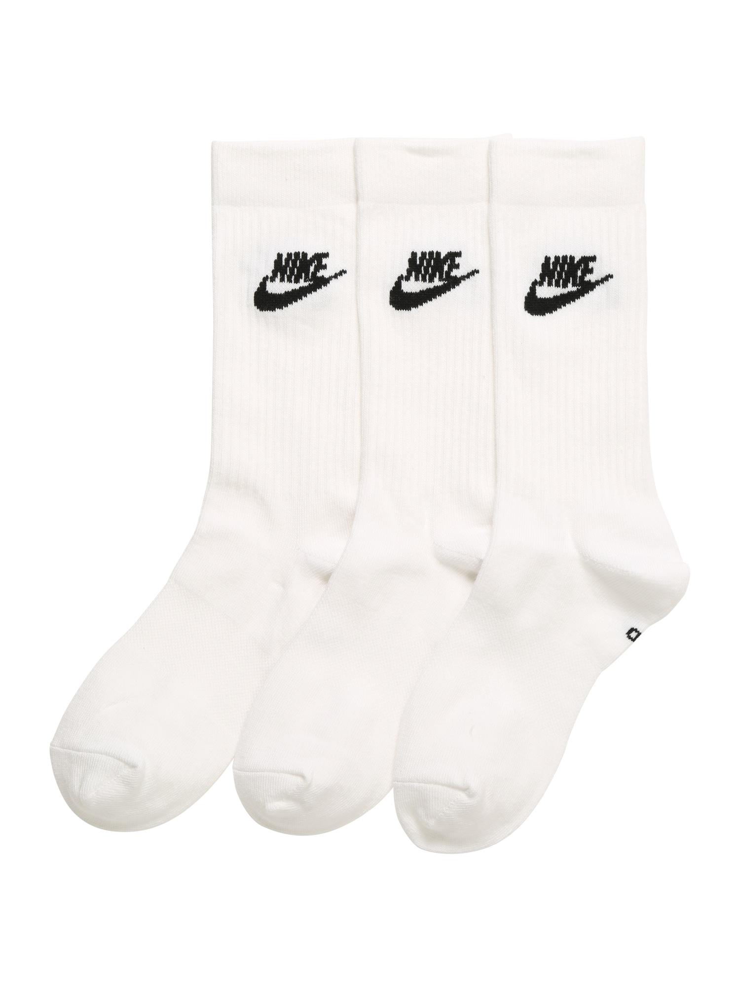 Ponožky bílá Nike Sportswear