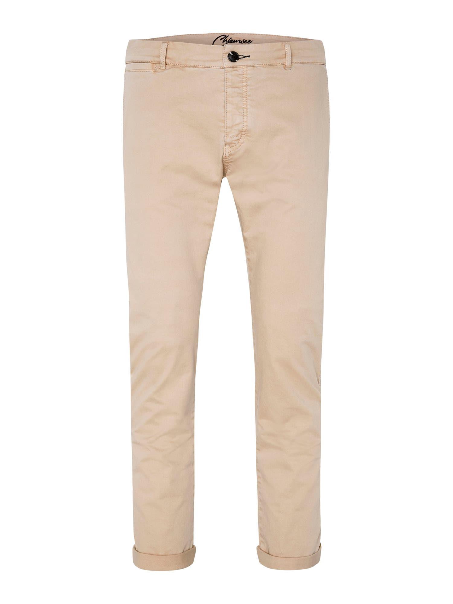 CHIEMSEE Outdoorové kalhoty  béžová