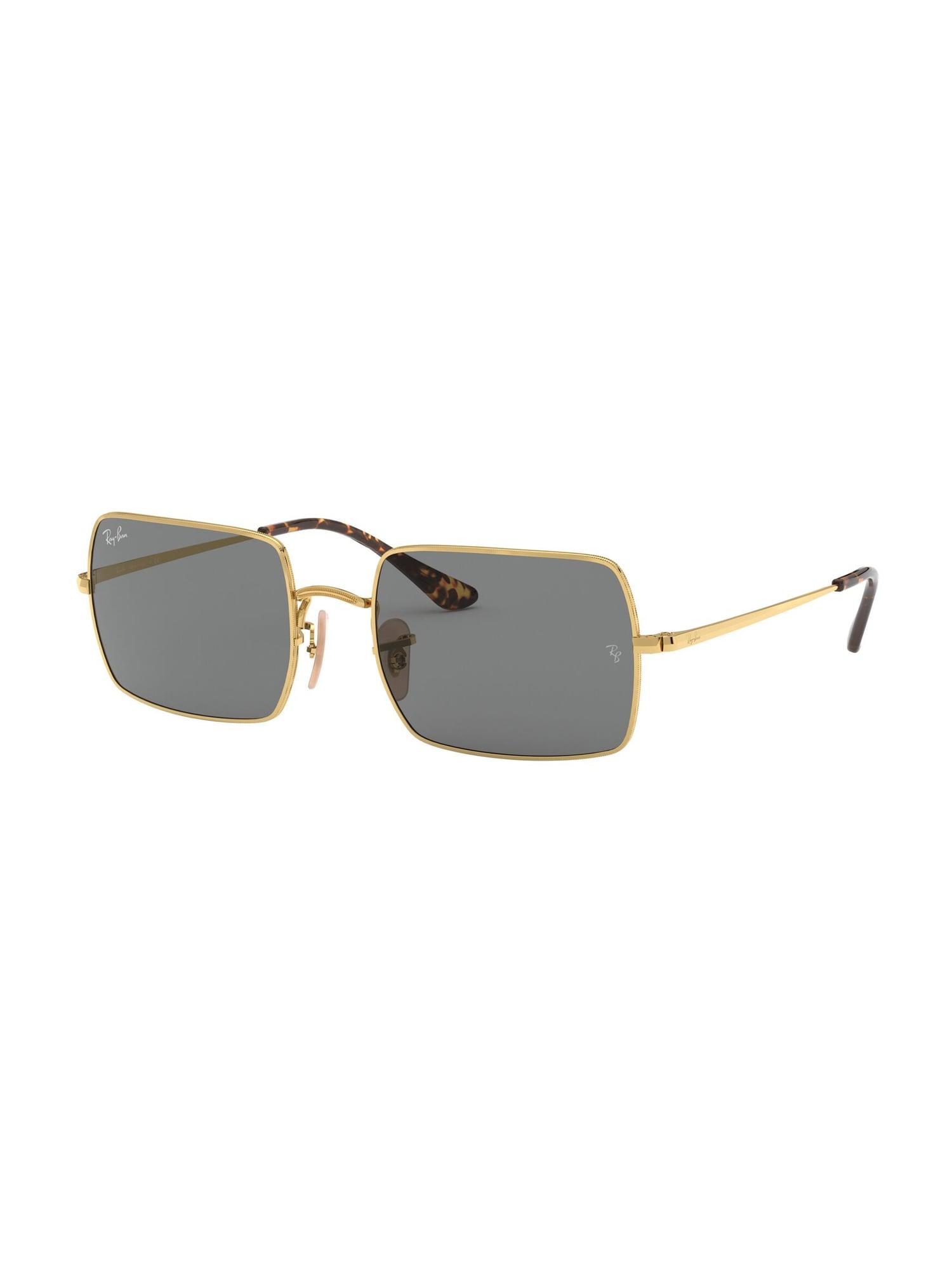 Ray-Ban Sluneční brýle 'Metal'  zlatá / černá
