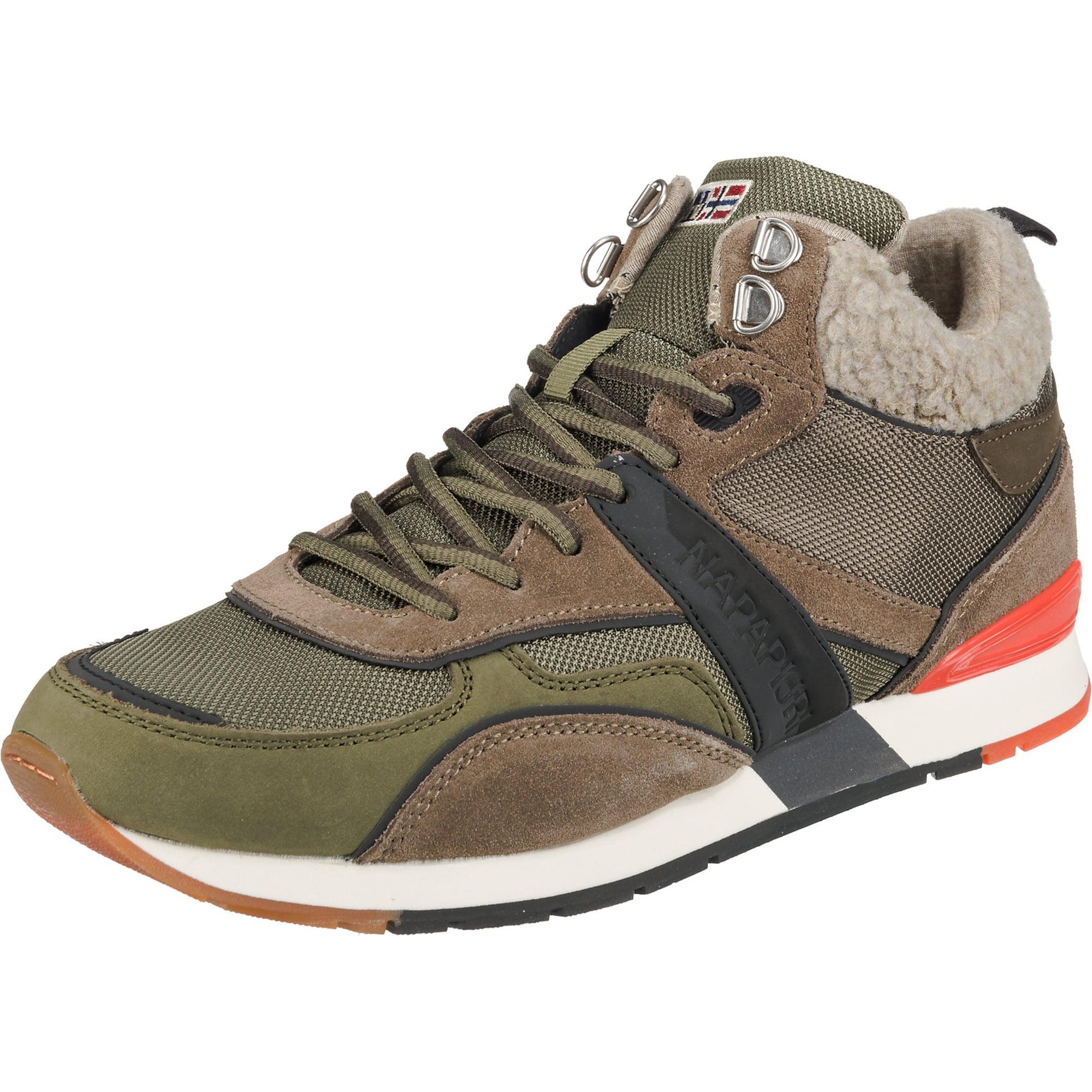 Sneakers High | Schuhe > Sneaker > Sneaker high | Braun - Khaki | NAPAPIJRI
