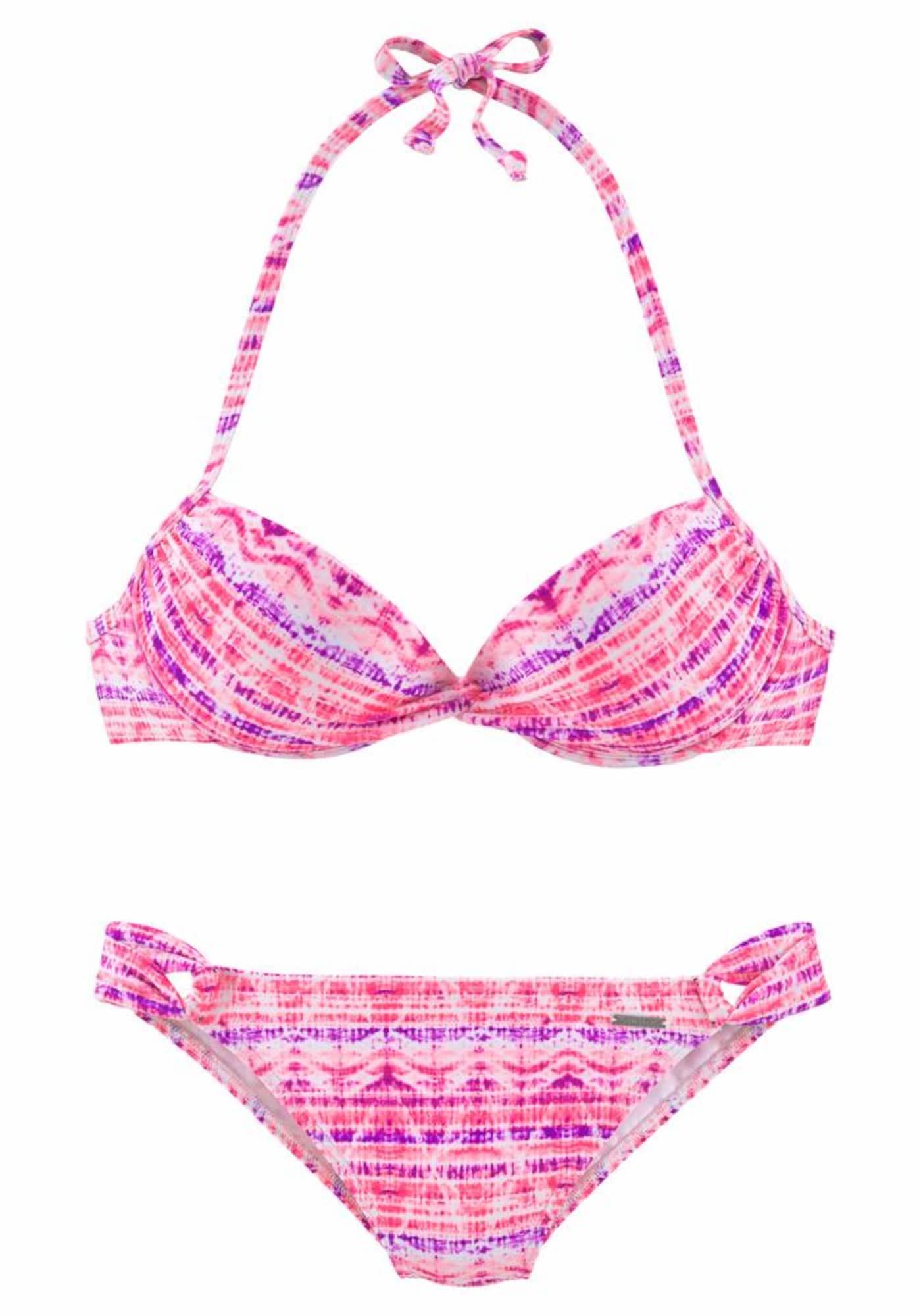 CHIEMSEE, Dames Bikini, pink