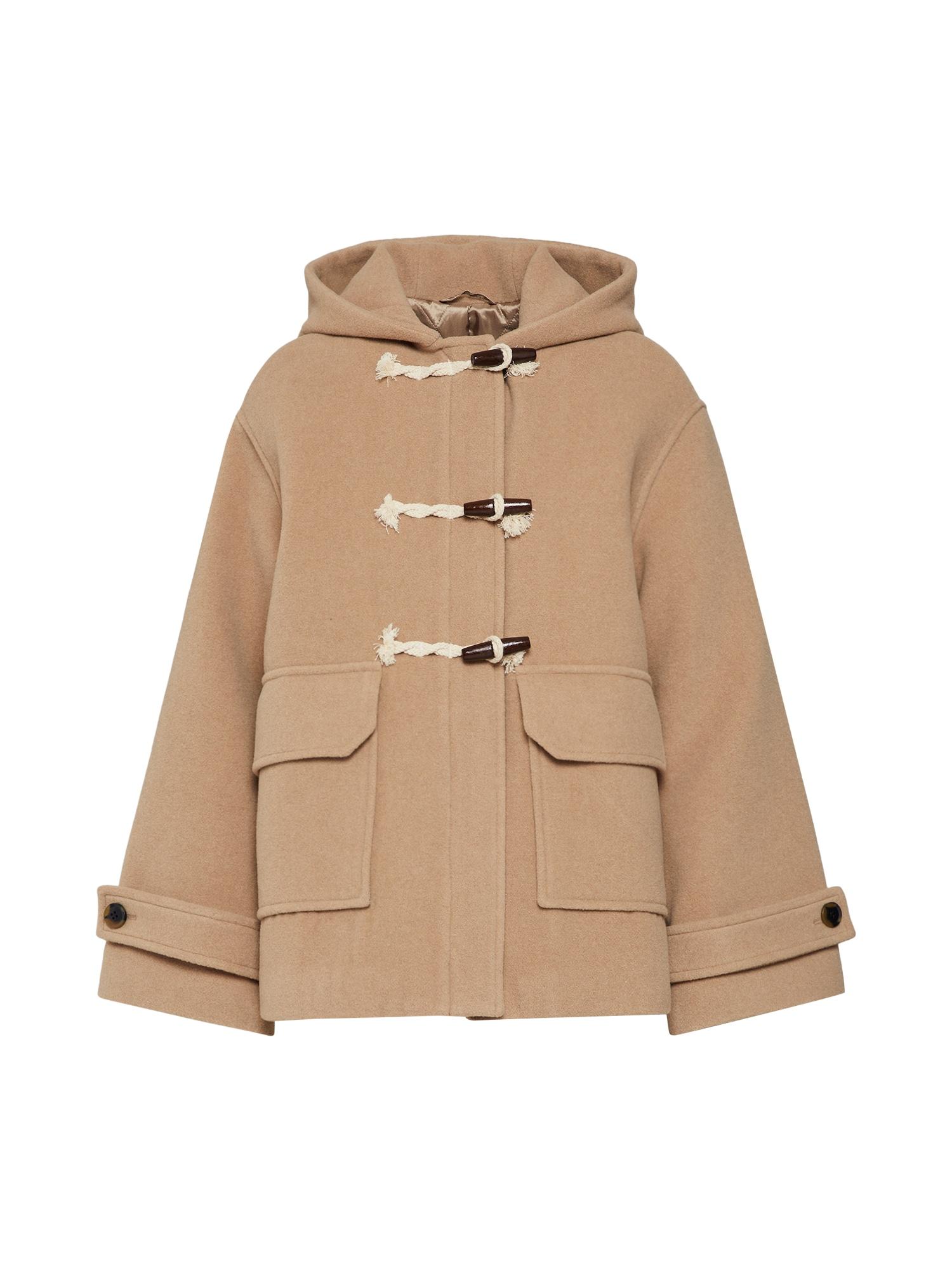 Přechodný kabát Daimy jacket 11124 khaki Samsoe & Samsoe