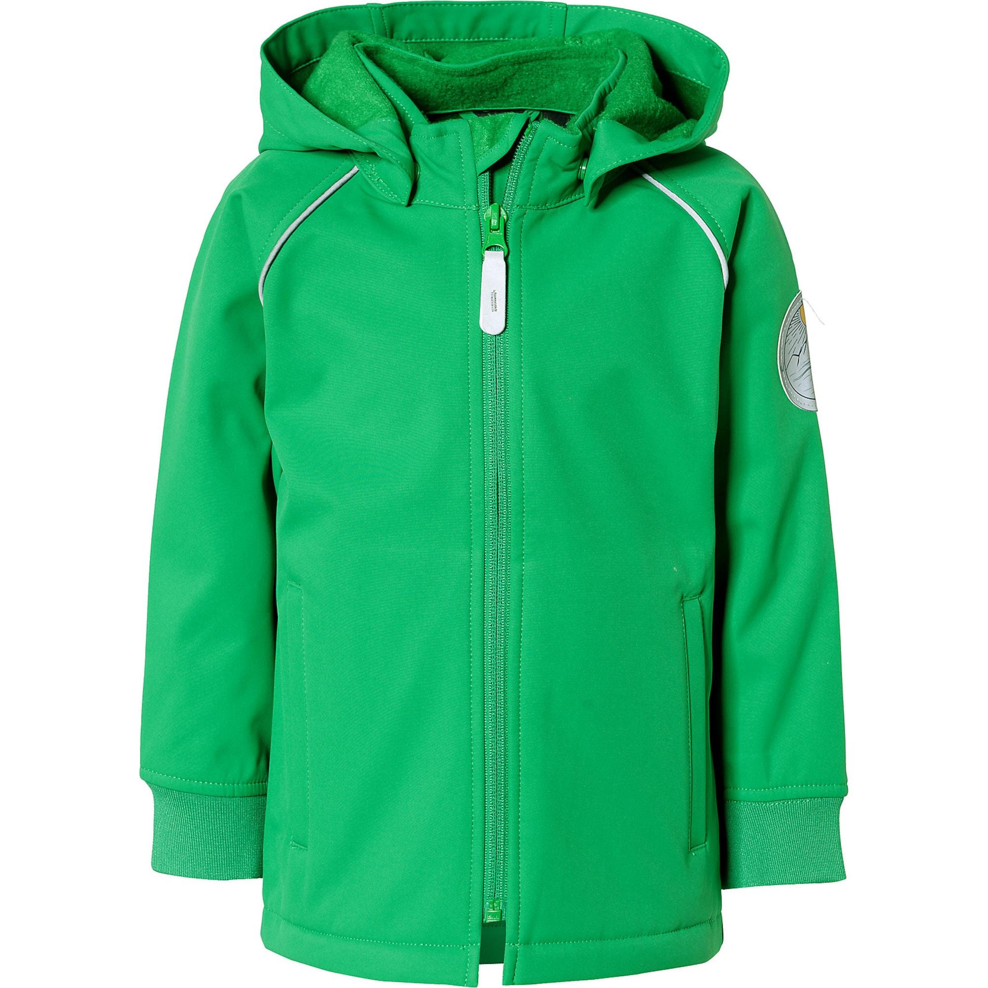 Funkční bunda Nmmmalta zelená NAME IT