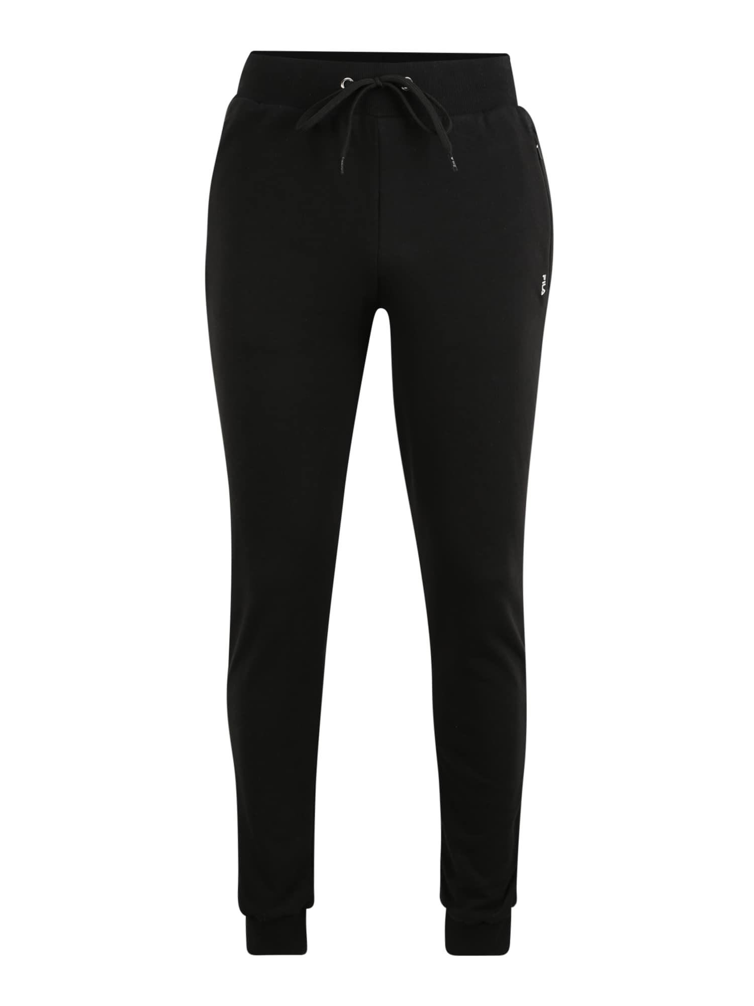 FILA Sportovní kalhoty 'Kirk'  černá