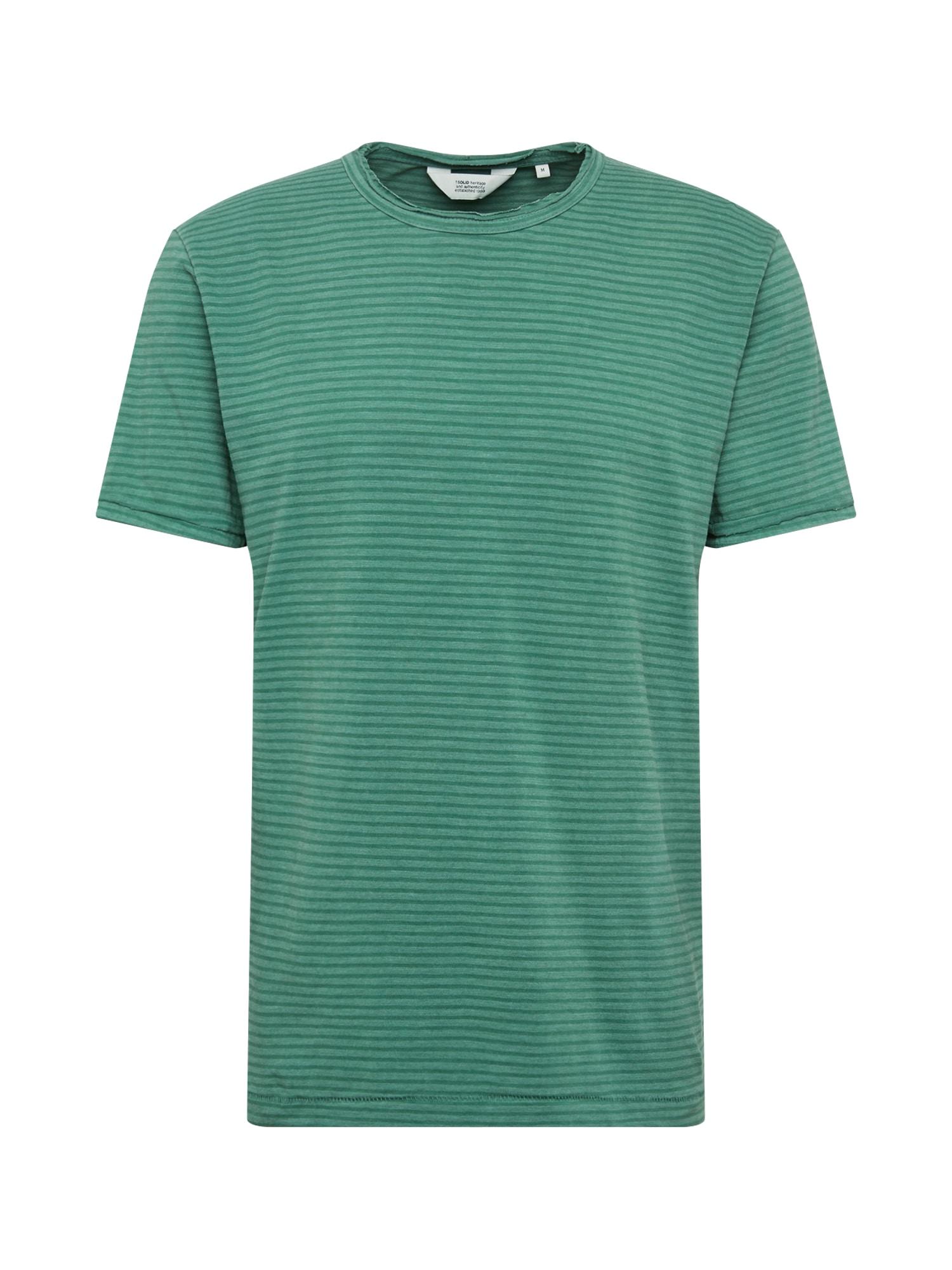 !Solid Tričko  zelená
