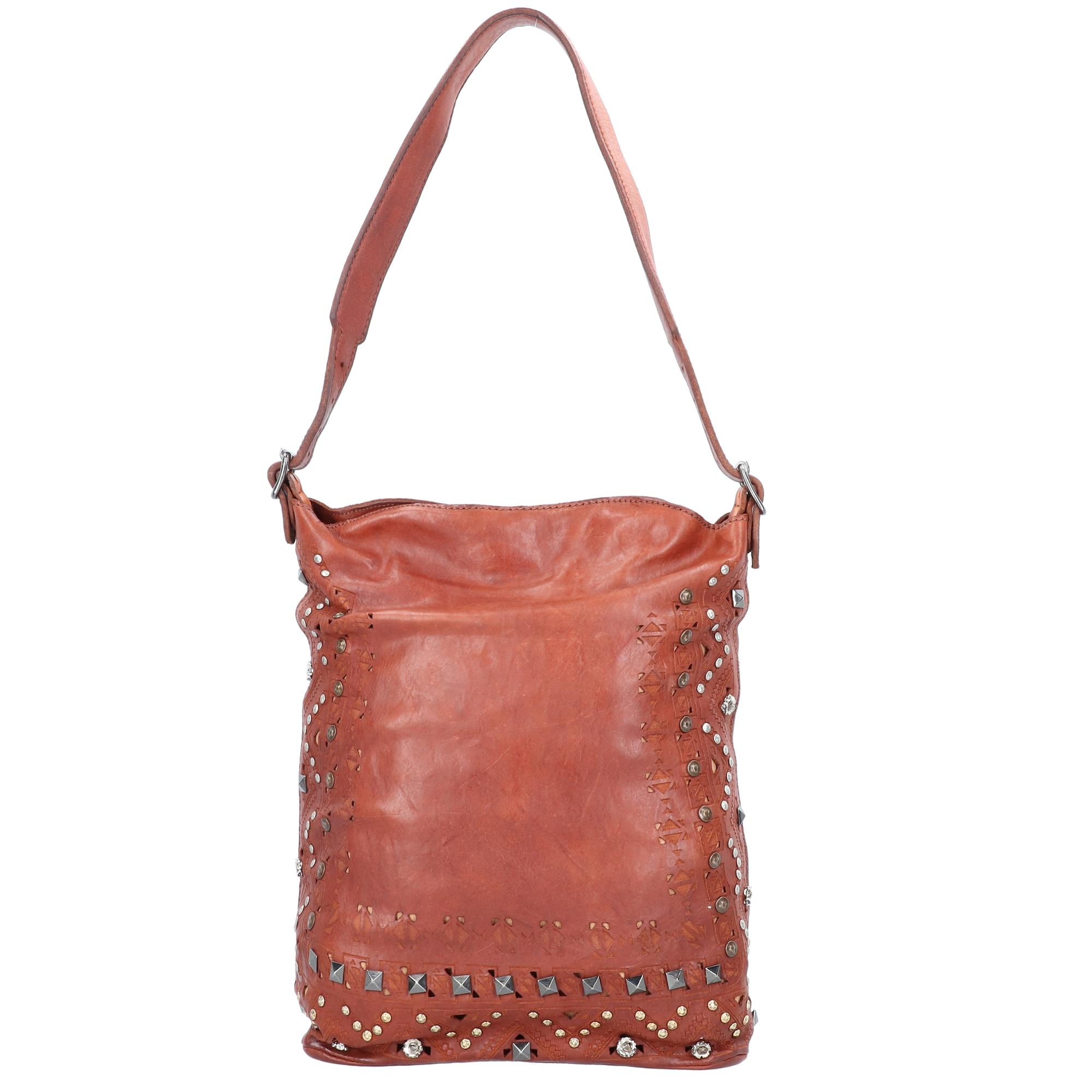 Schultertasche 33 cm | Taschen > Handtaschen > Schultertaschen | Campomaggi