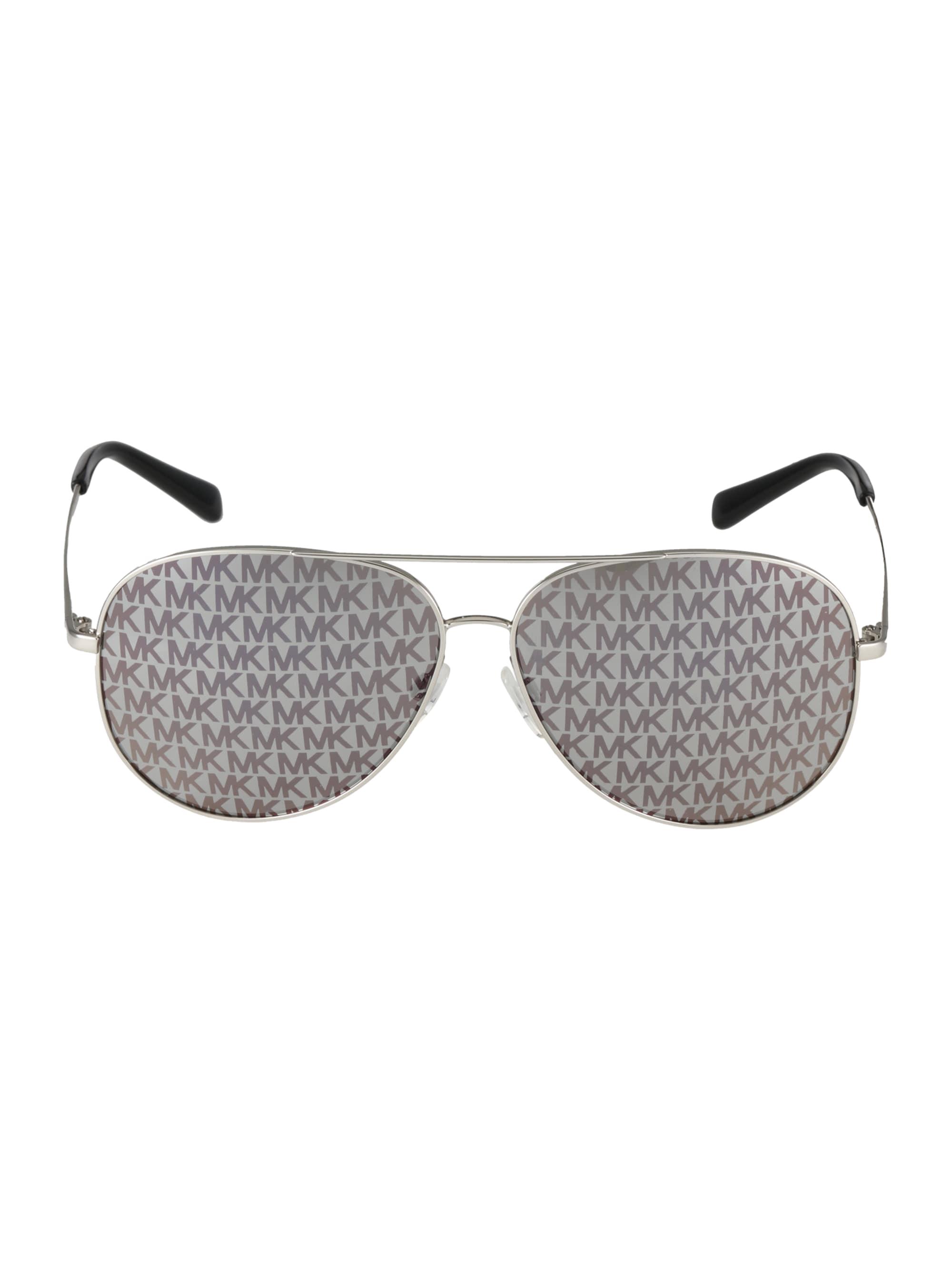 Michael Kors Okulary przeciwsłoneczne 'KENDALL'  srebrny