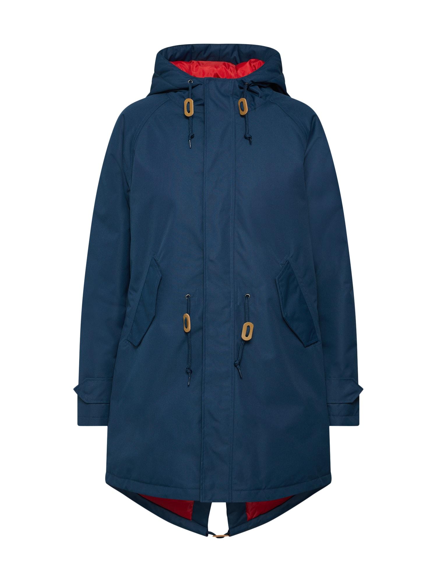 Zimní kabát Watt´n Winter námořnická modř Derbe