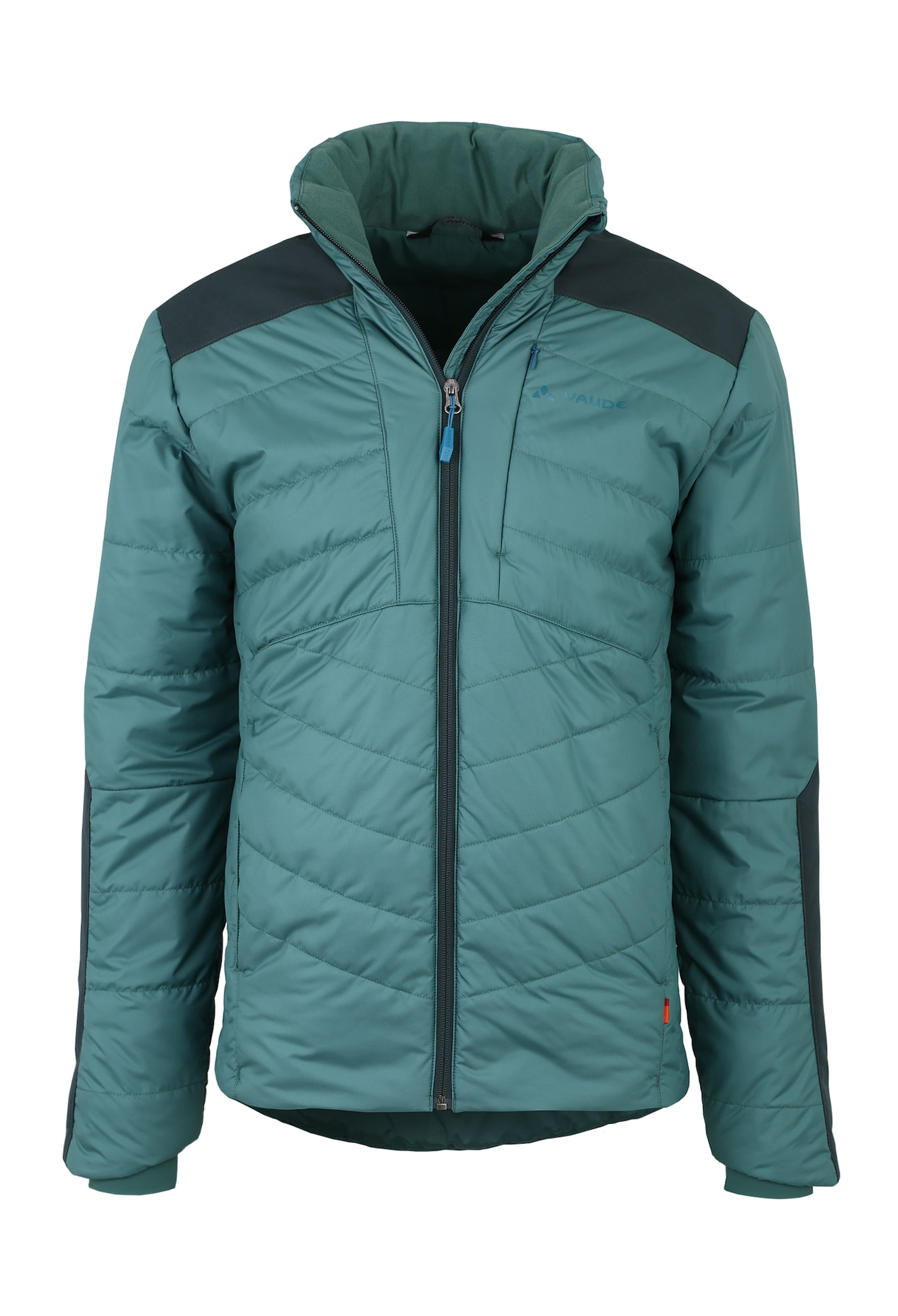 Outdoorová bunda Miskanti zelená VAUDE