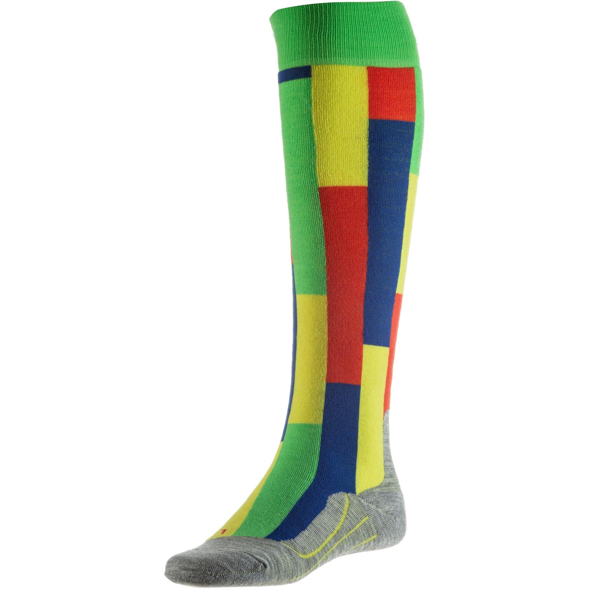 Skisocken 'SK4 Brick'   Sportbekleidung > Funktionswäsche > Skisocken   Falke