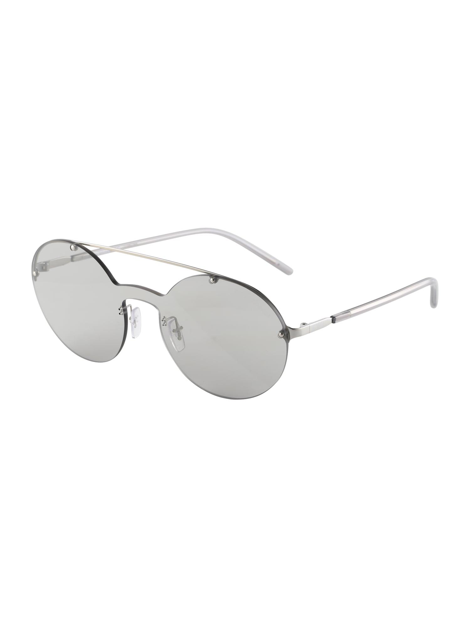 Emporio Armani Slnečné okuliare '0EA2088'  strieborná