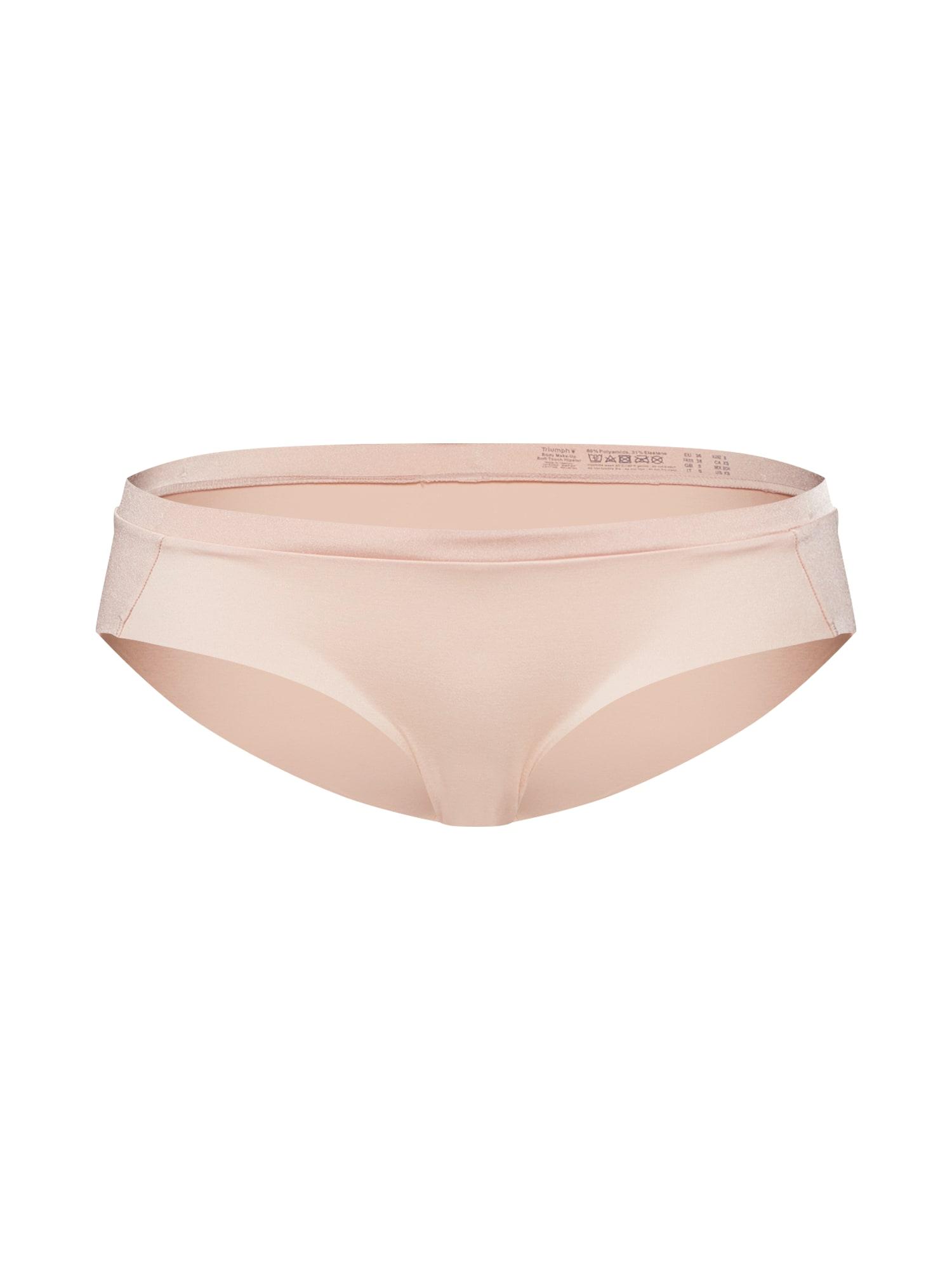 Kalhotky Body Make-up Soft Touch tělová TRIUMPH