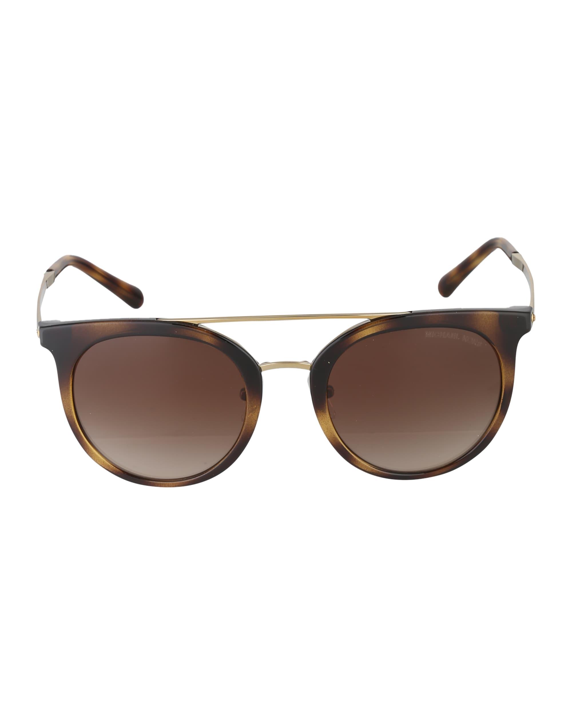 Michael Kors Okulary przeciwsłoneczne 'Ila'  brązowy