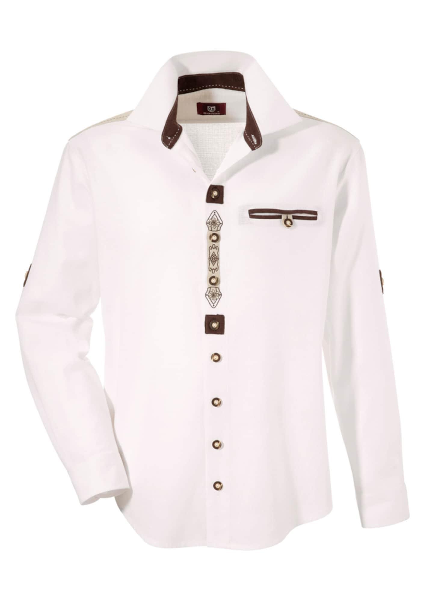 Trachtenhemd im Landhausstil | Bekleidung > Hemden > Trachtenhemden | OS-TRACHTEN