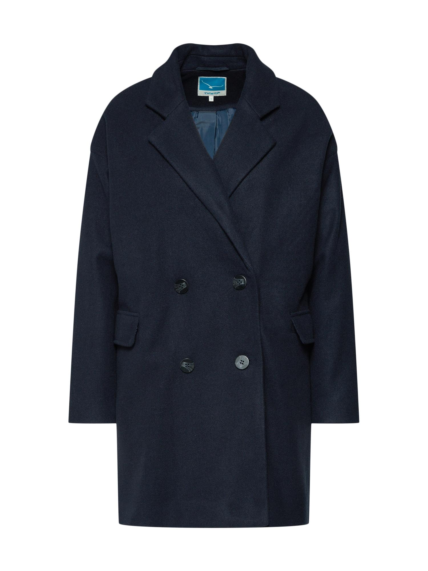Přechodný kabát námořnická modř TWINTIP