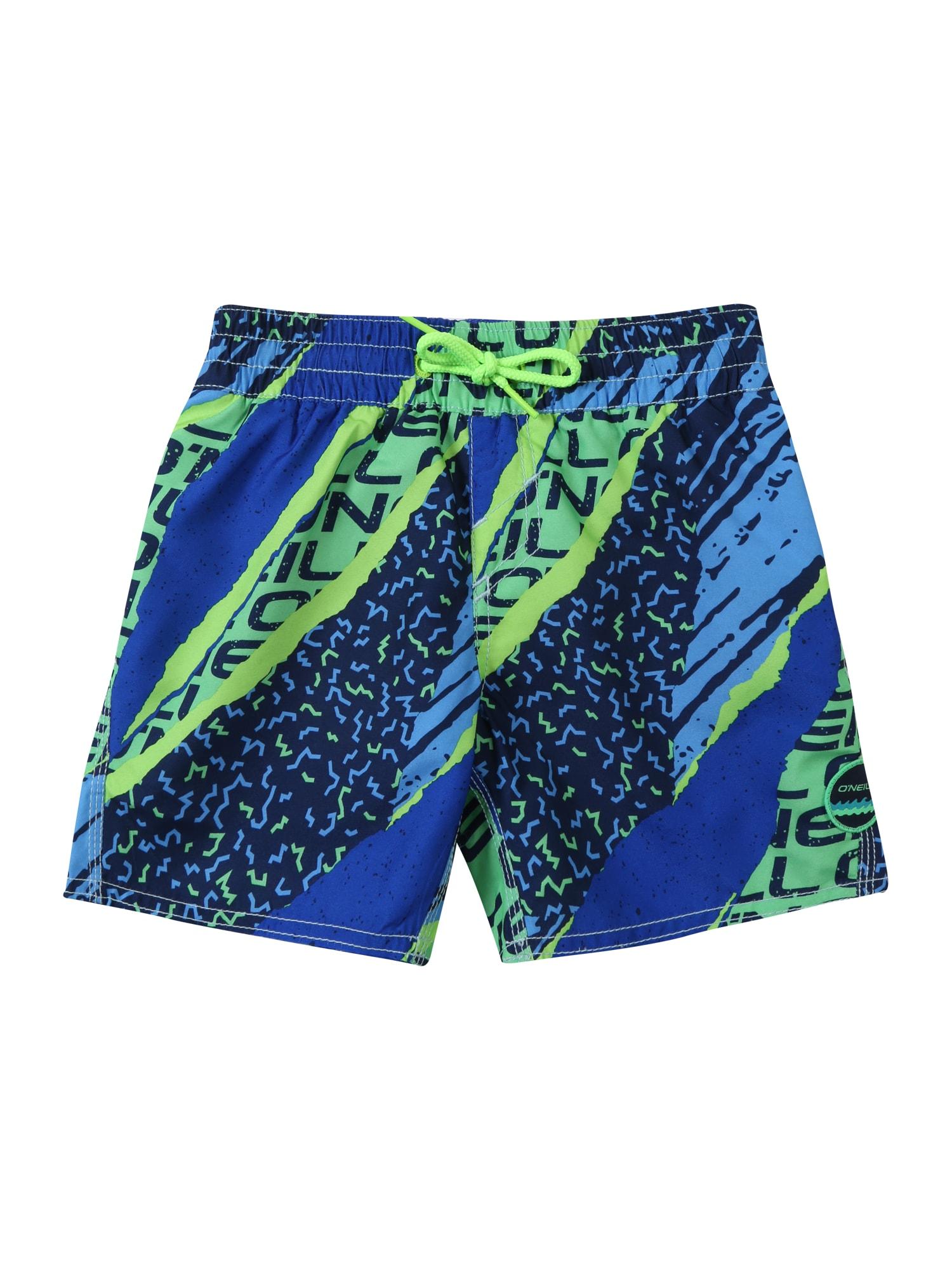 ONEILL Plavecké šortky modrá O'NEILL