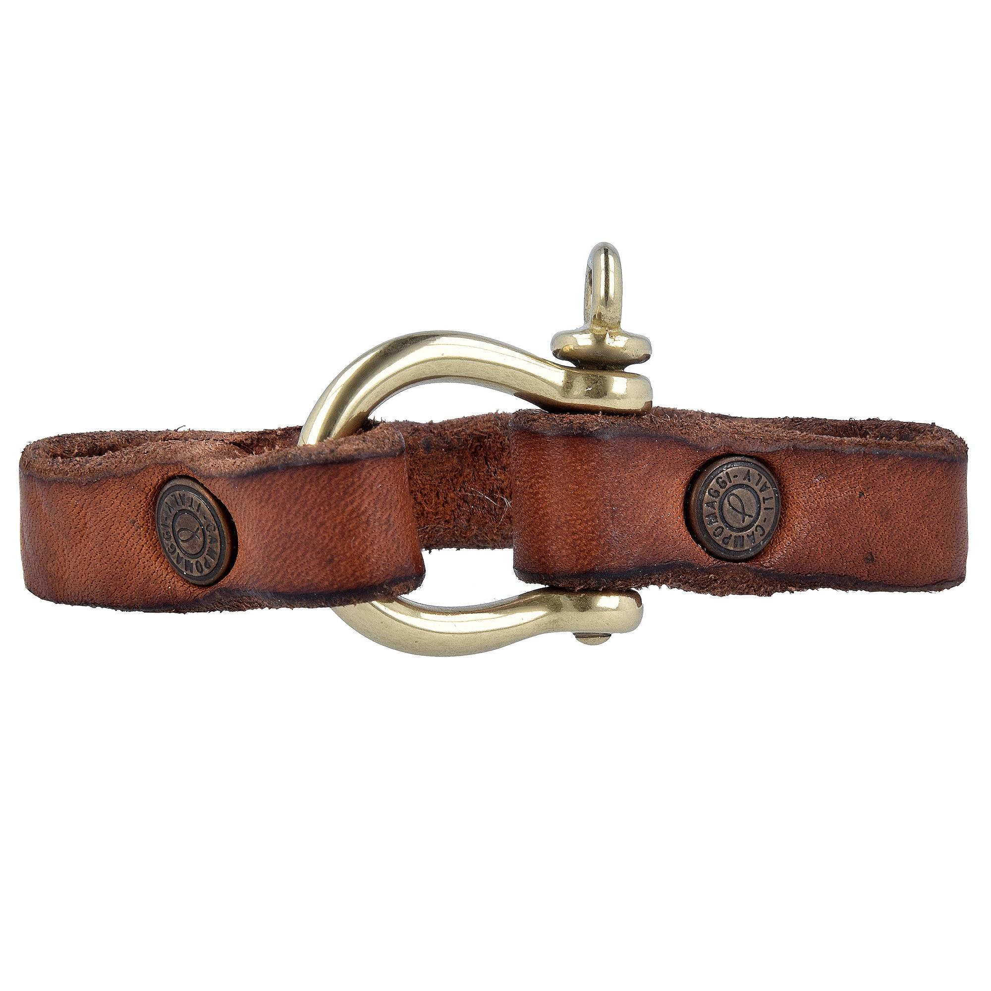 Campomaggi, Dames Armband, bruin