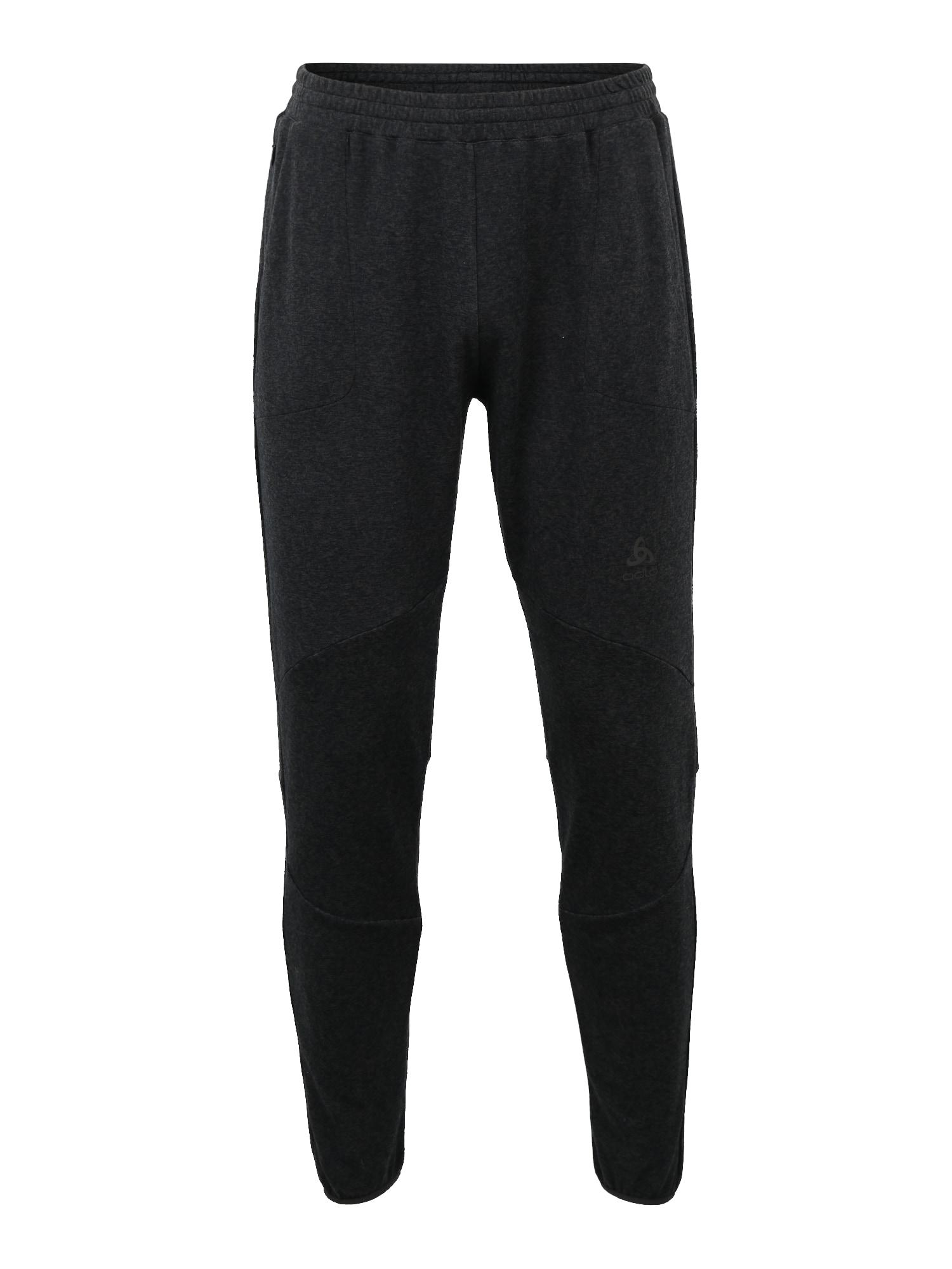 Sportovní kalhoty Millennium Linencool Pro tmavě šedá ODLO
