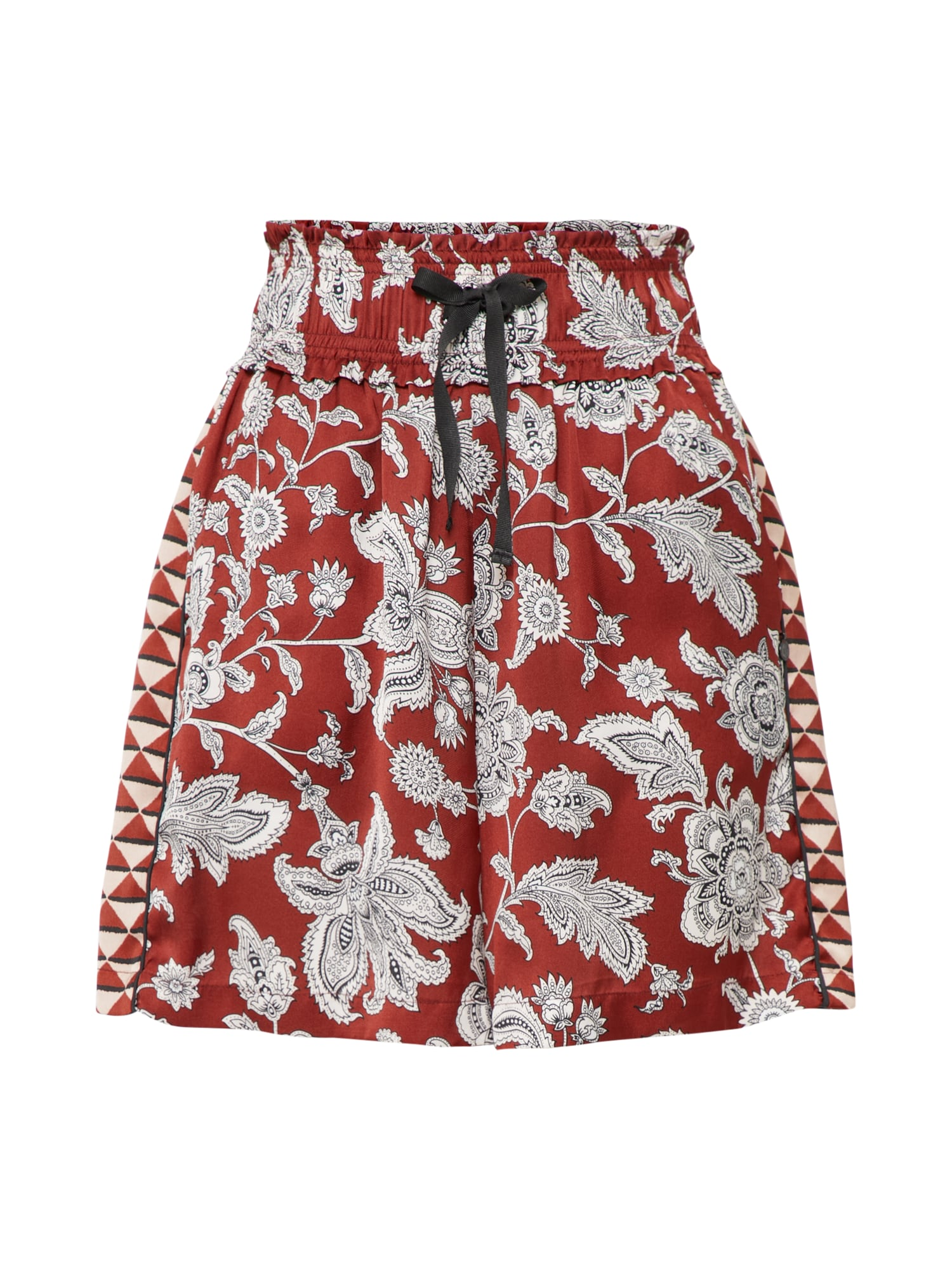 SCOTCH  and  SODA Dames Broek rood