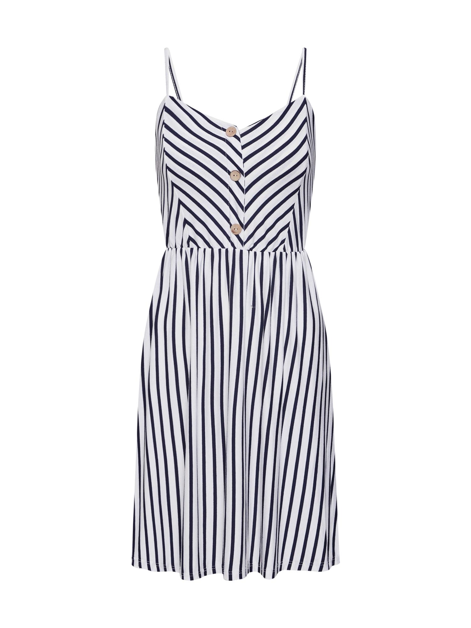 Letní šaty Marilyn bílá Hailys