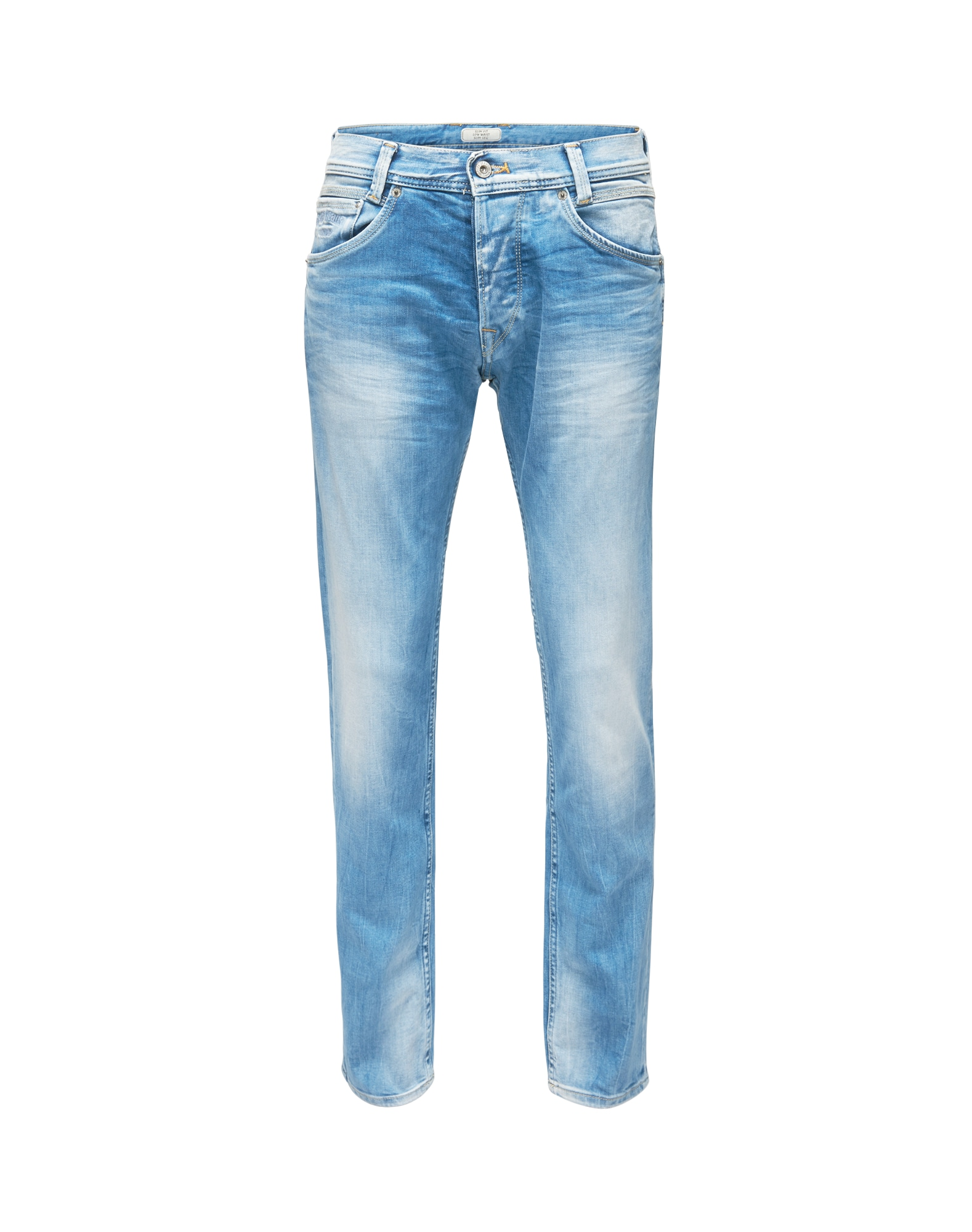 Pepe Jeans Heren Jeans Spike lichtblauw