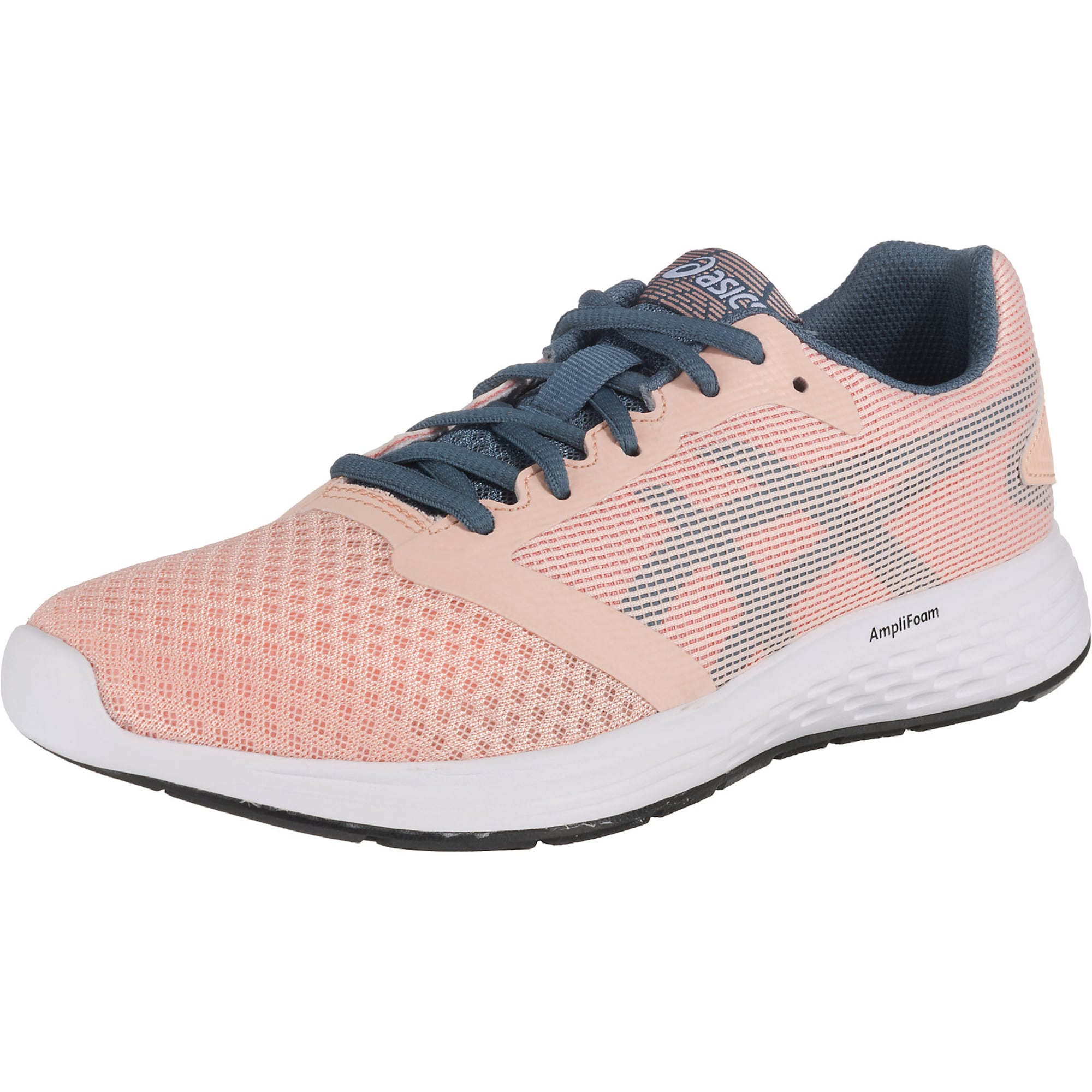 Běžecká obuv Patriot 10 chladná modrá růžová bílá ASICS