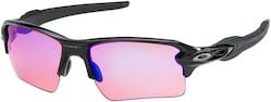 Flak 2.0 xl polished black prizm trail Sportbrille