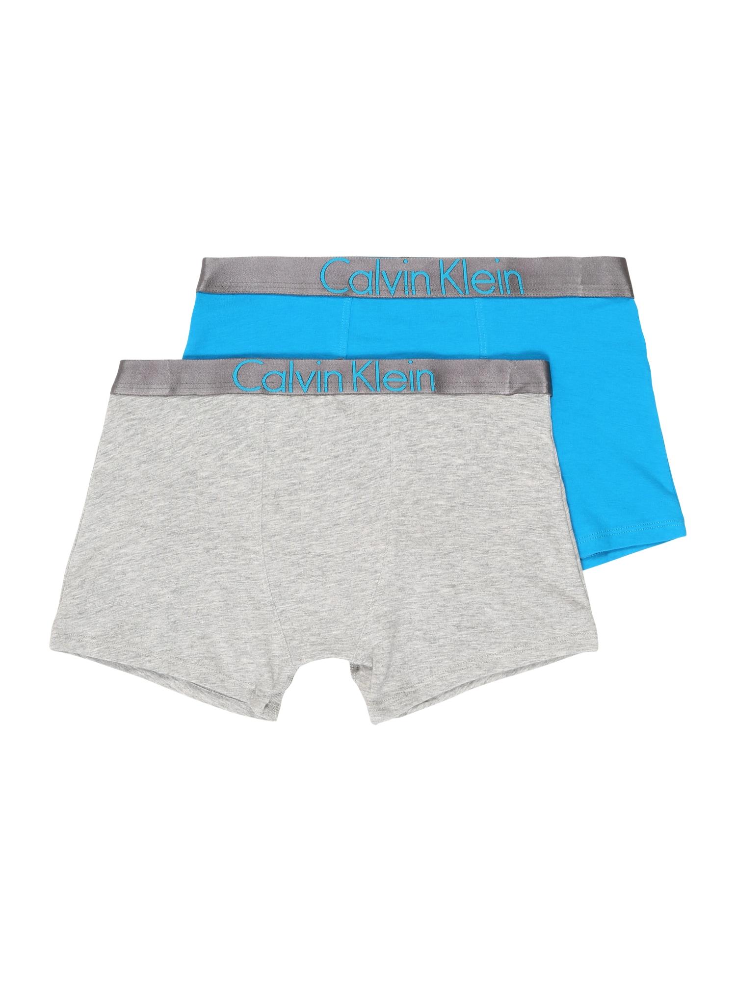Calvin Klein Underwear Spodní prádlo  marine modrá / šedý melír