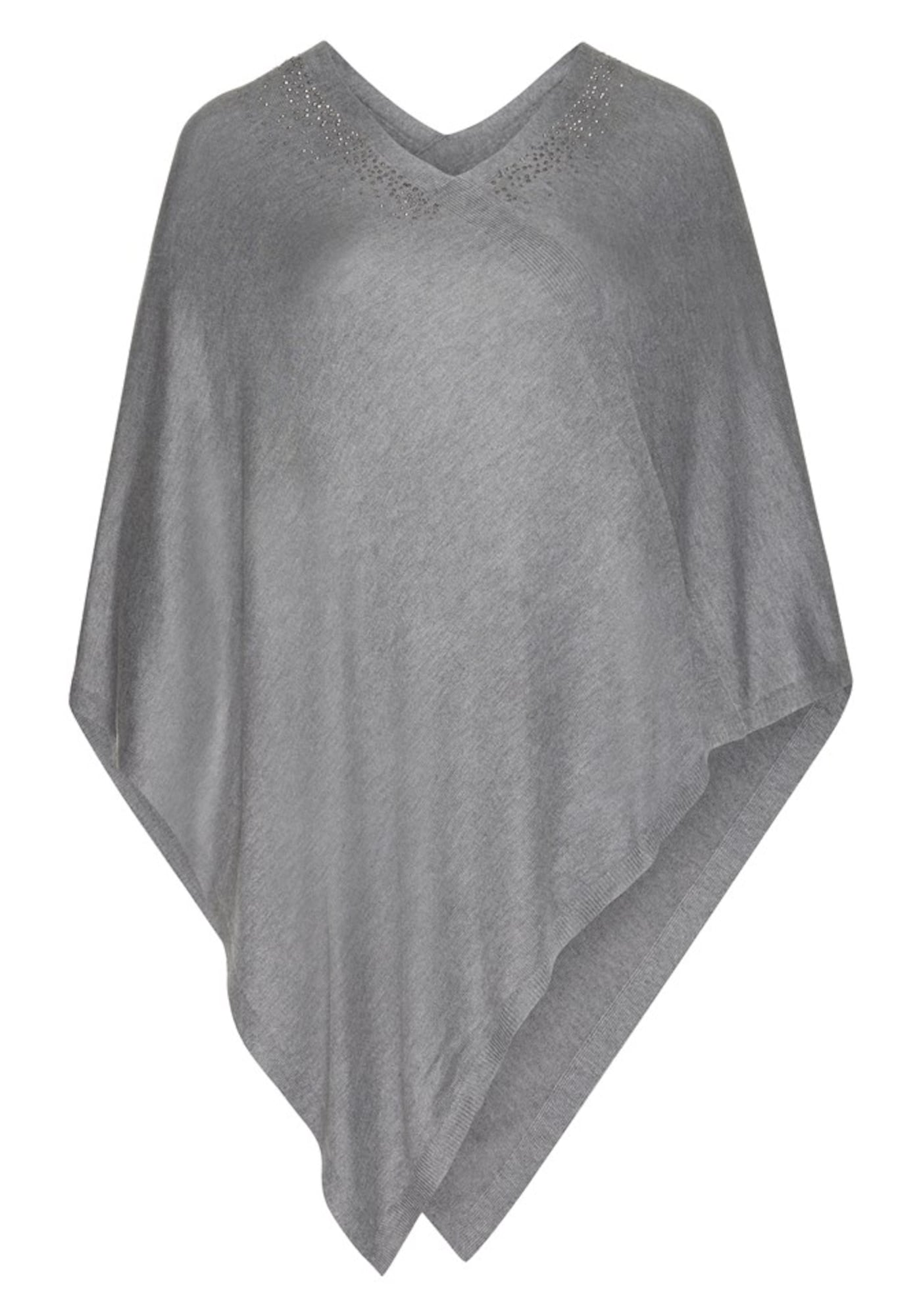 Poncho | Bekleidung > Pullover > Ponchos & Capes | SHEEGO