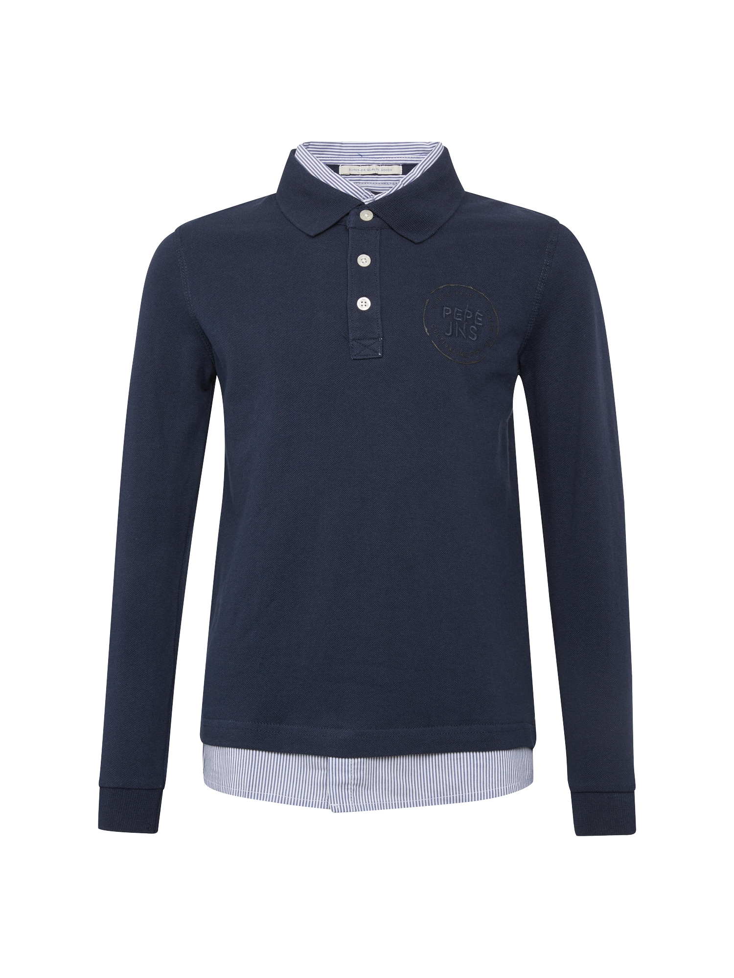 Pepe Jeans Jongens Shirt OWEN JR navy