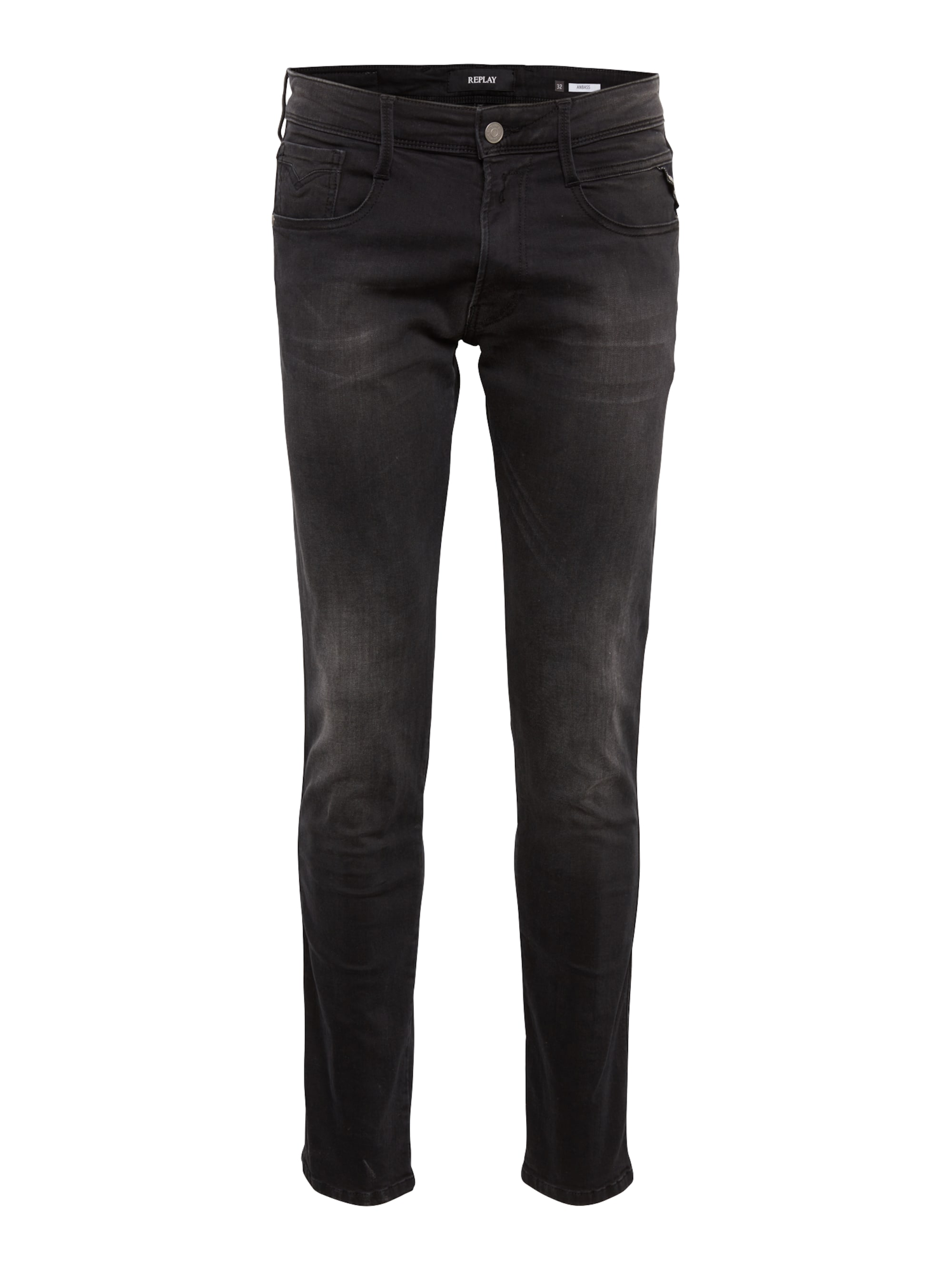 Jeans im Used-Style ´Anbass´
