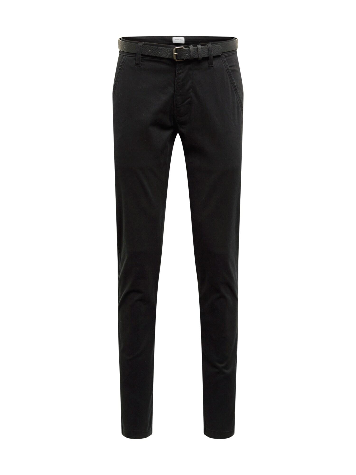 Kalhoty černá Lindbergh
