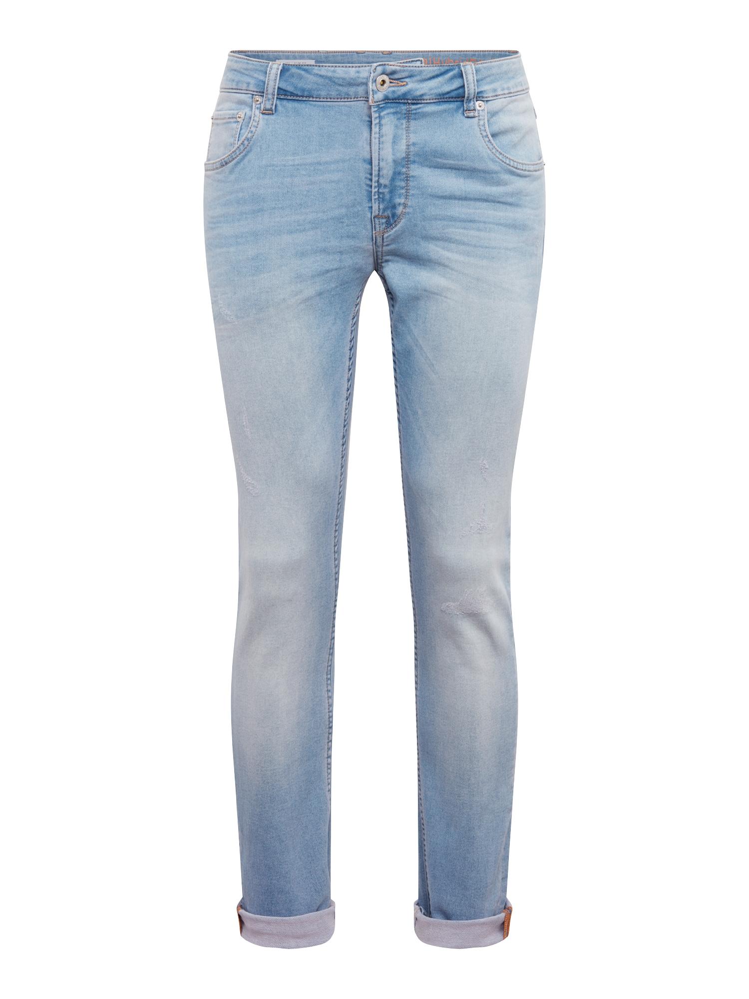 Džíny SLIM-JOY BLUE149 HYB modrá džínovina !Solid