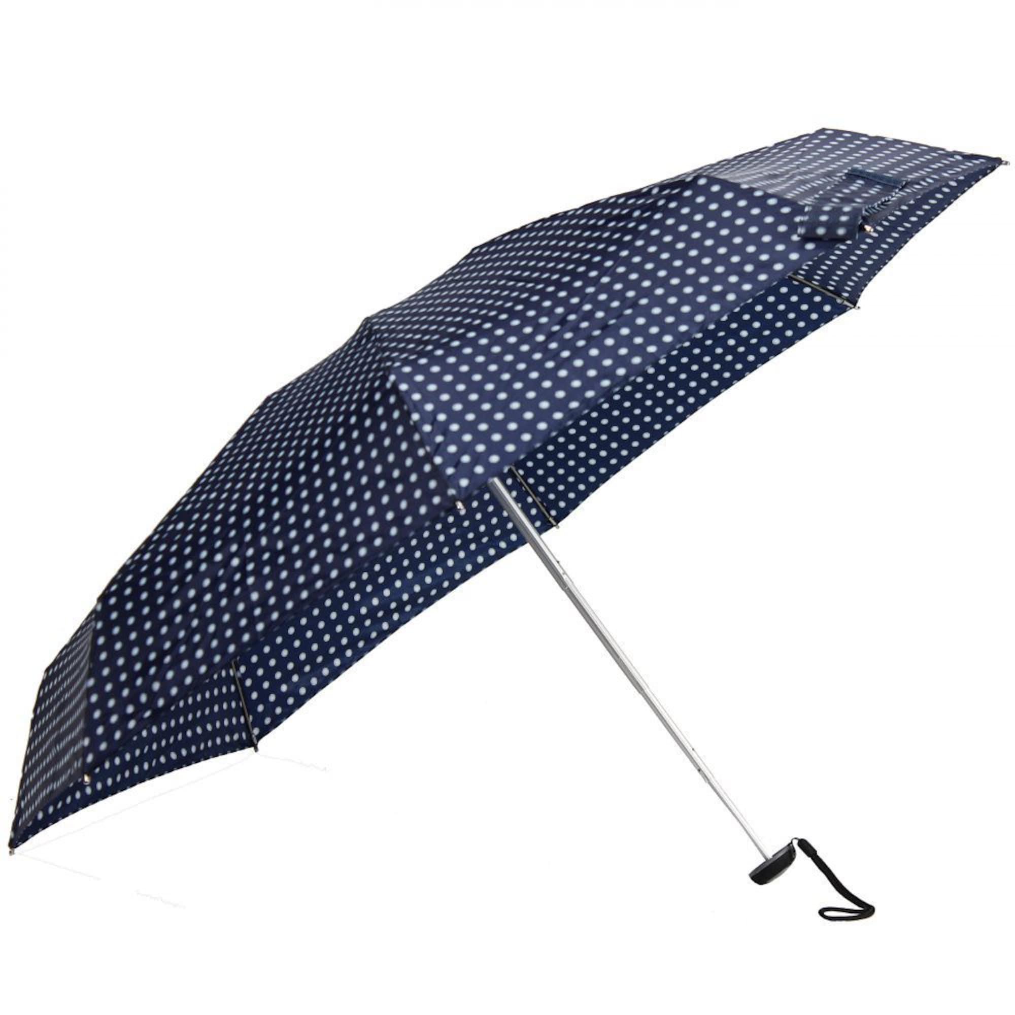 Taschenschirm 'Manual X1' | Accessoires > Regenschirme > Taschenschirme | Silber - Weiß | knirps