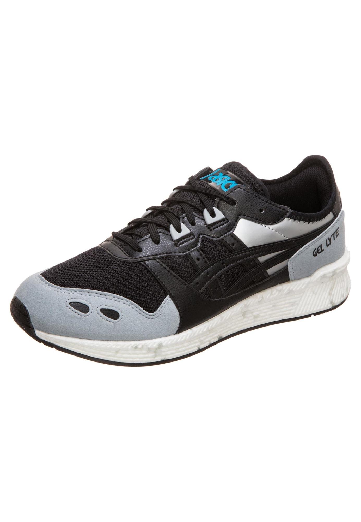 Asics Tiger, Heren Sneakers laag 'Hyper Gel-Lyte', aqua / zwart / zilver