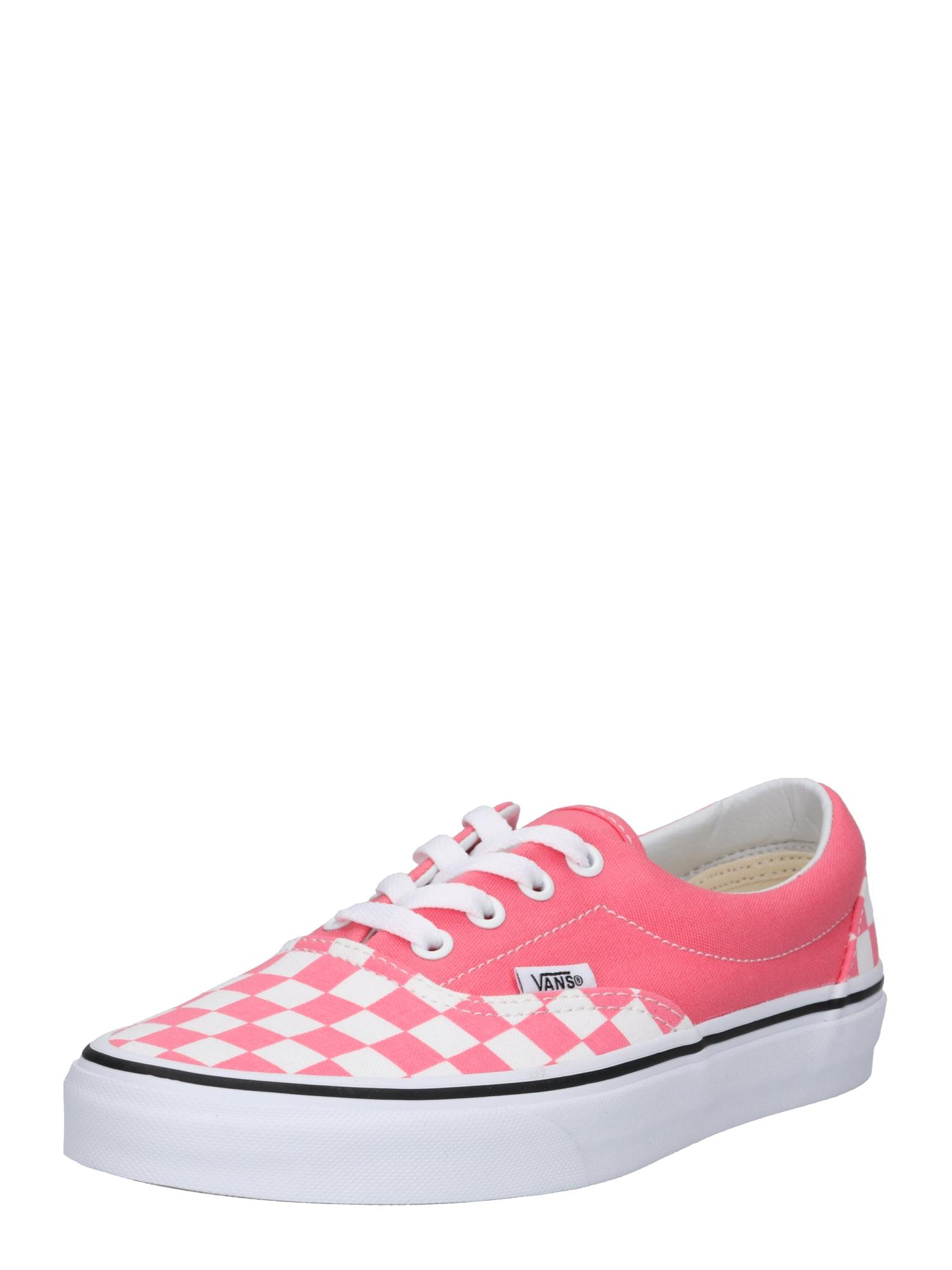 VANS, Dames Sneakers laag 'UA Era', pitaja roze / wit