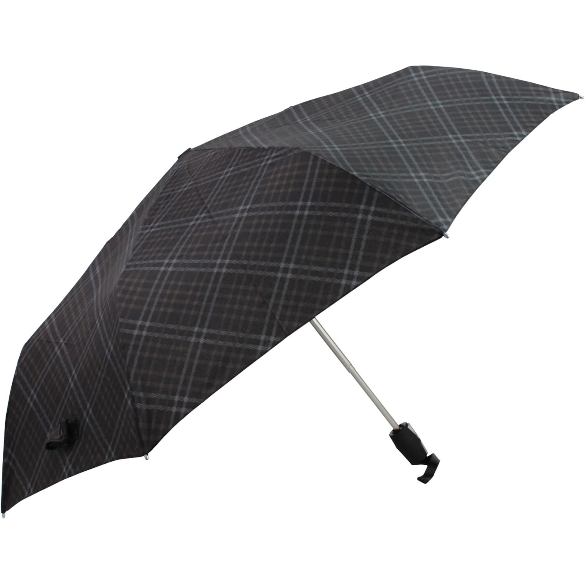 Taschenschirm 'T2 Duomatic'   Accessoires > Regenschirme   Schwarz   knirps