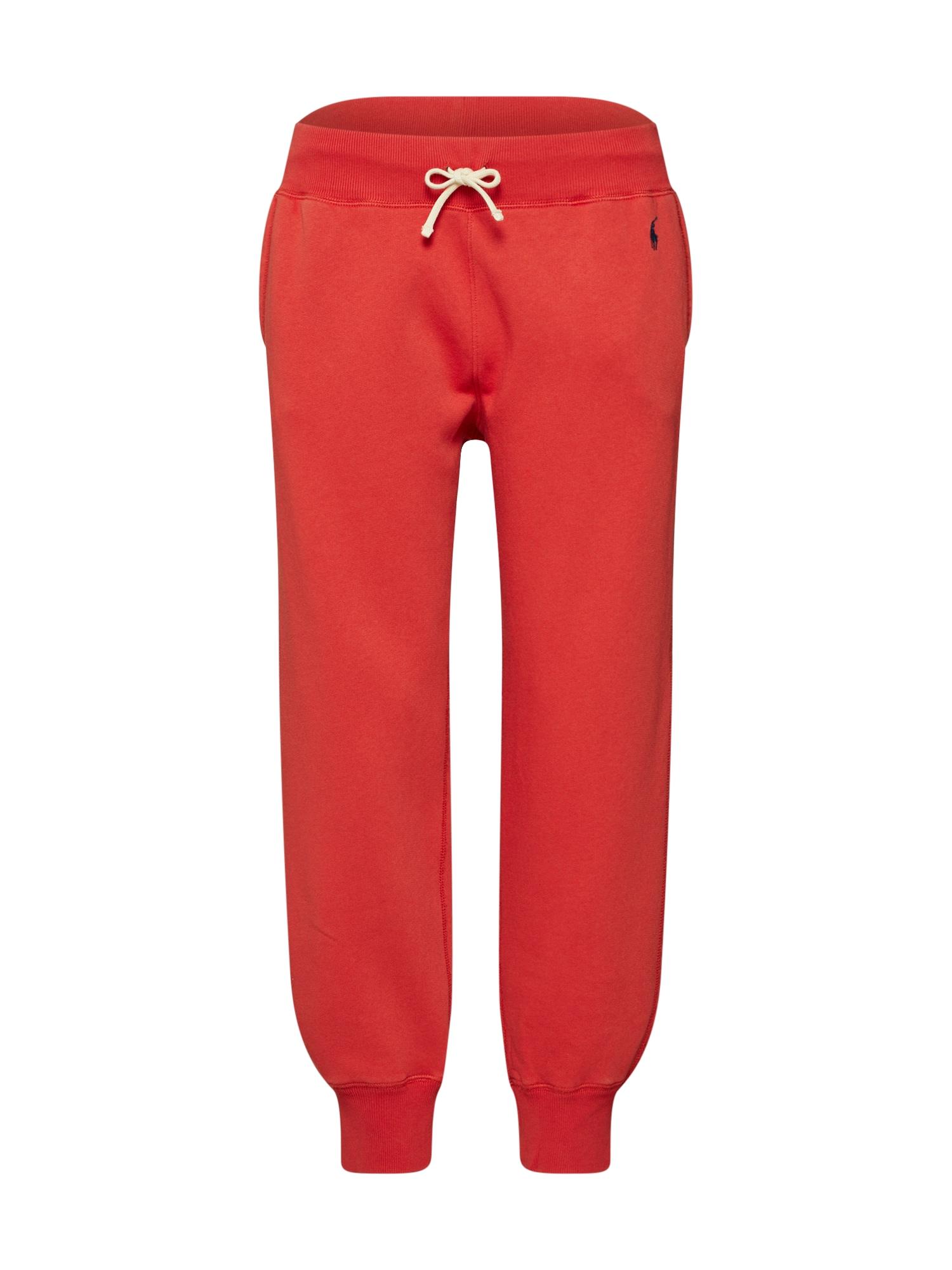 Kalhoty červená POLO RALPH LAUREN