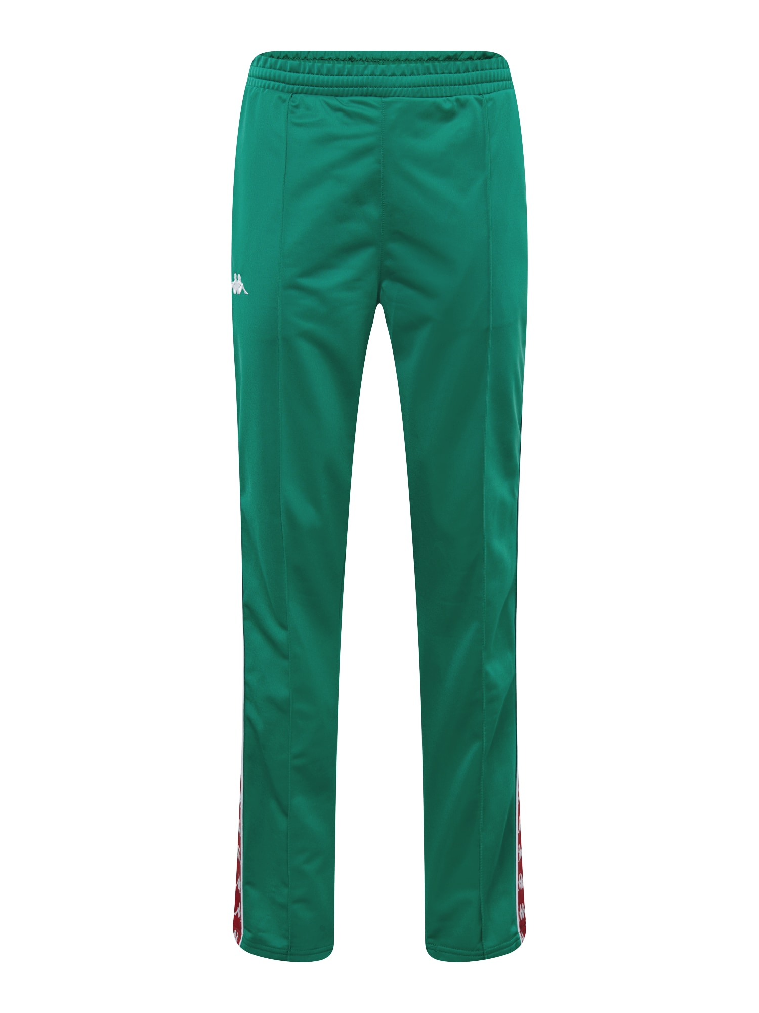 Kalhoty EIBO zelená červená bílá KAPPA