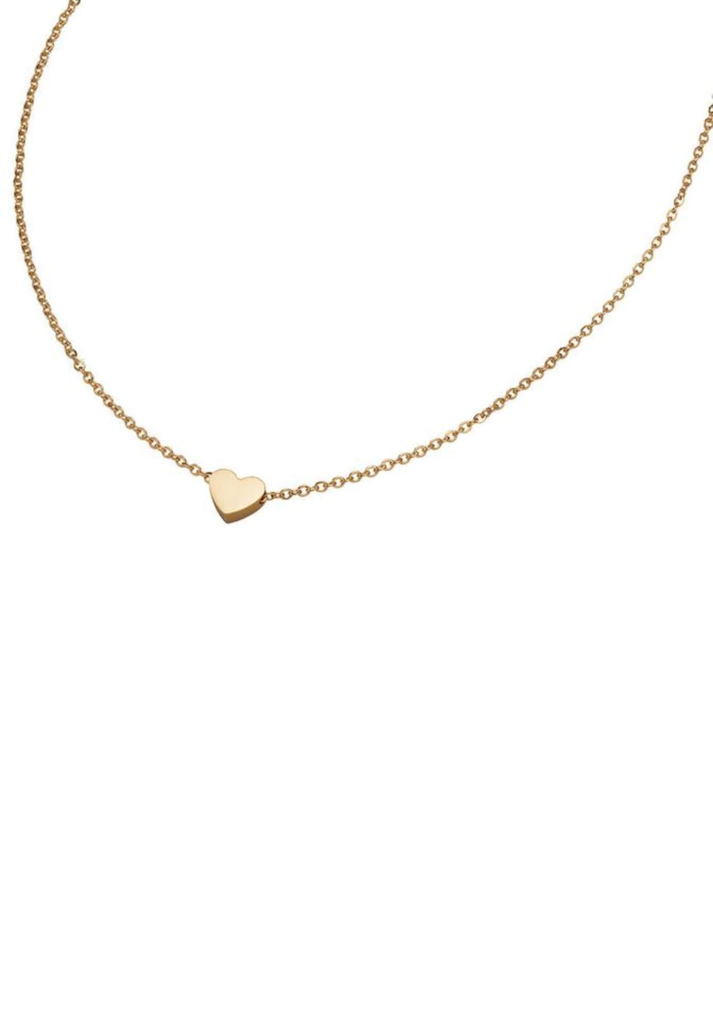 Kette mit Anhänger 'Little Symbols' | Schmuck > Halsketten > Ketten mit Anhänger | Gold | M&M GERMANY