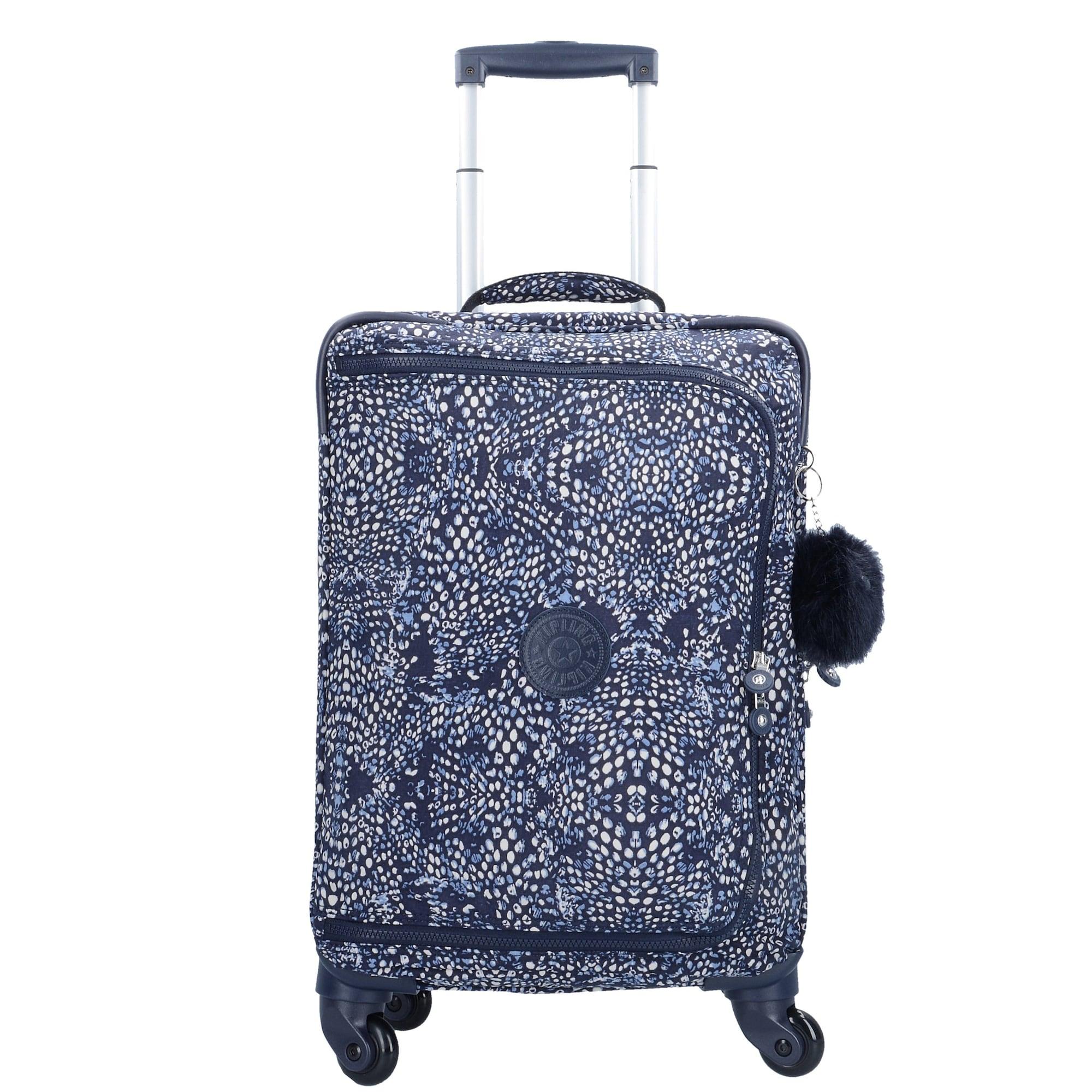 Trolley 'Basic Cyrah S' | Taschen > Koffer & Trolleys > Trolleys | Blau - Weiß | KIPLING