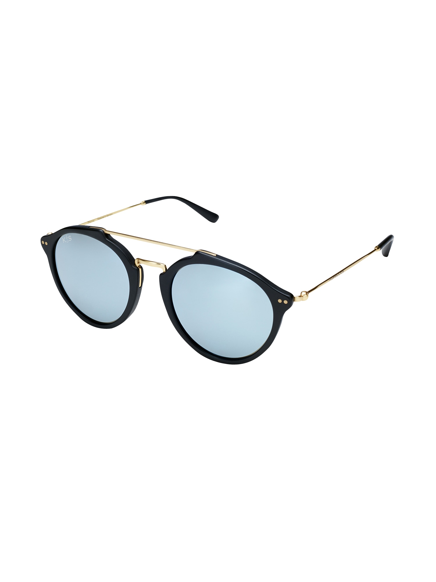 Sluneční brýle Fitzroy modrá zlatá černá Kapten & Son
