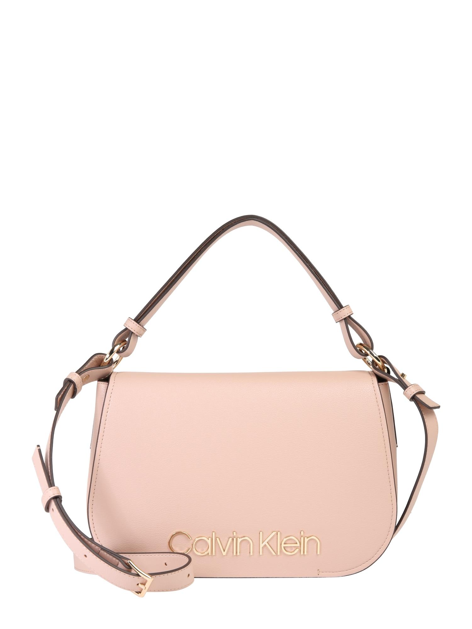 Kabelka Dressed Up Satchel tělová Calvin Klein