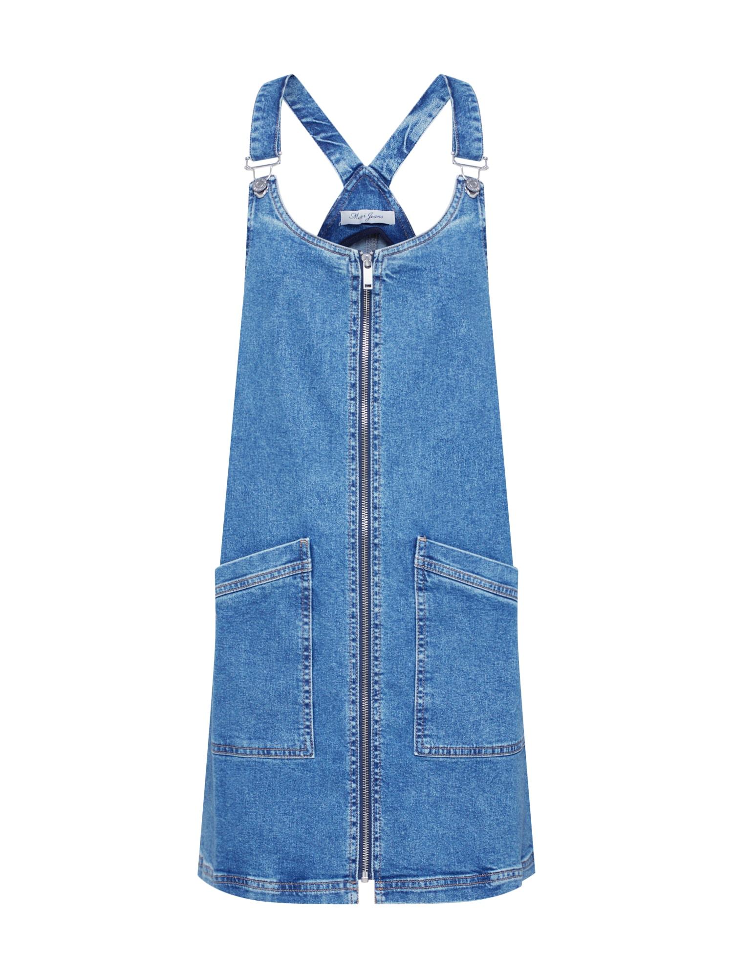 Šaty JOYCE modrá džínovina Mavi