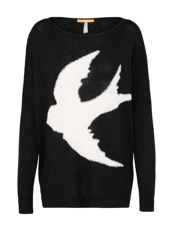 BOSS ORANGE Oversize Pullover ´Ibirdy´