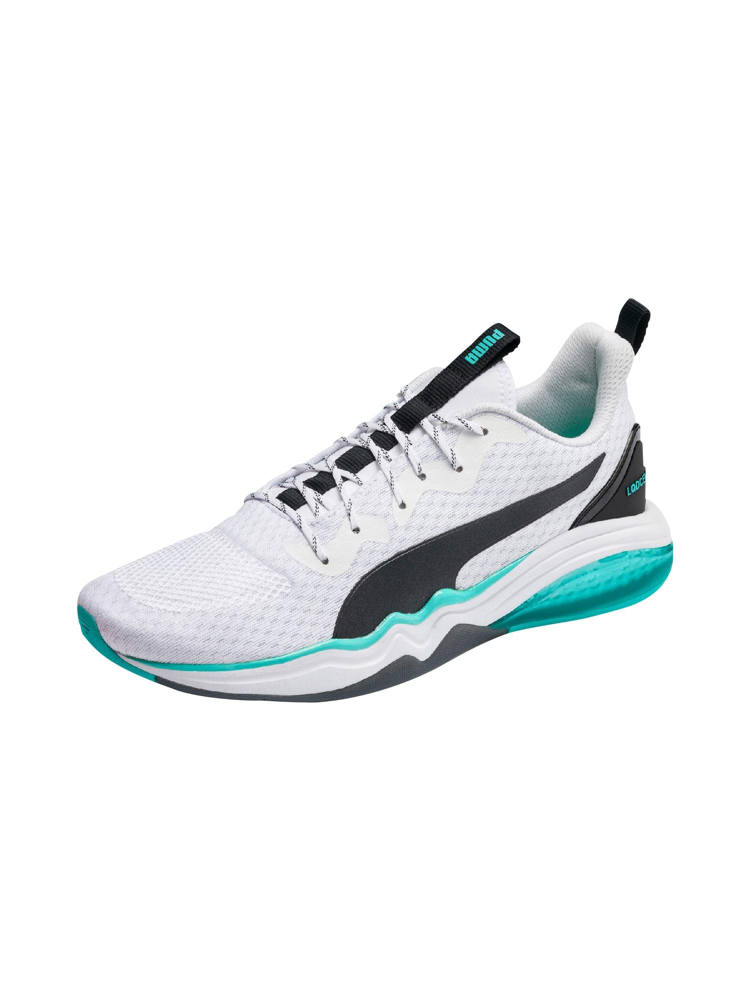 Sportovní boty LQDCELL Tension tyrkysová černá bílá PUMA