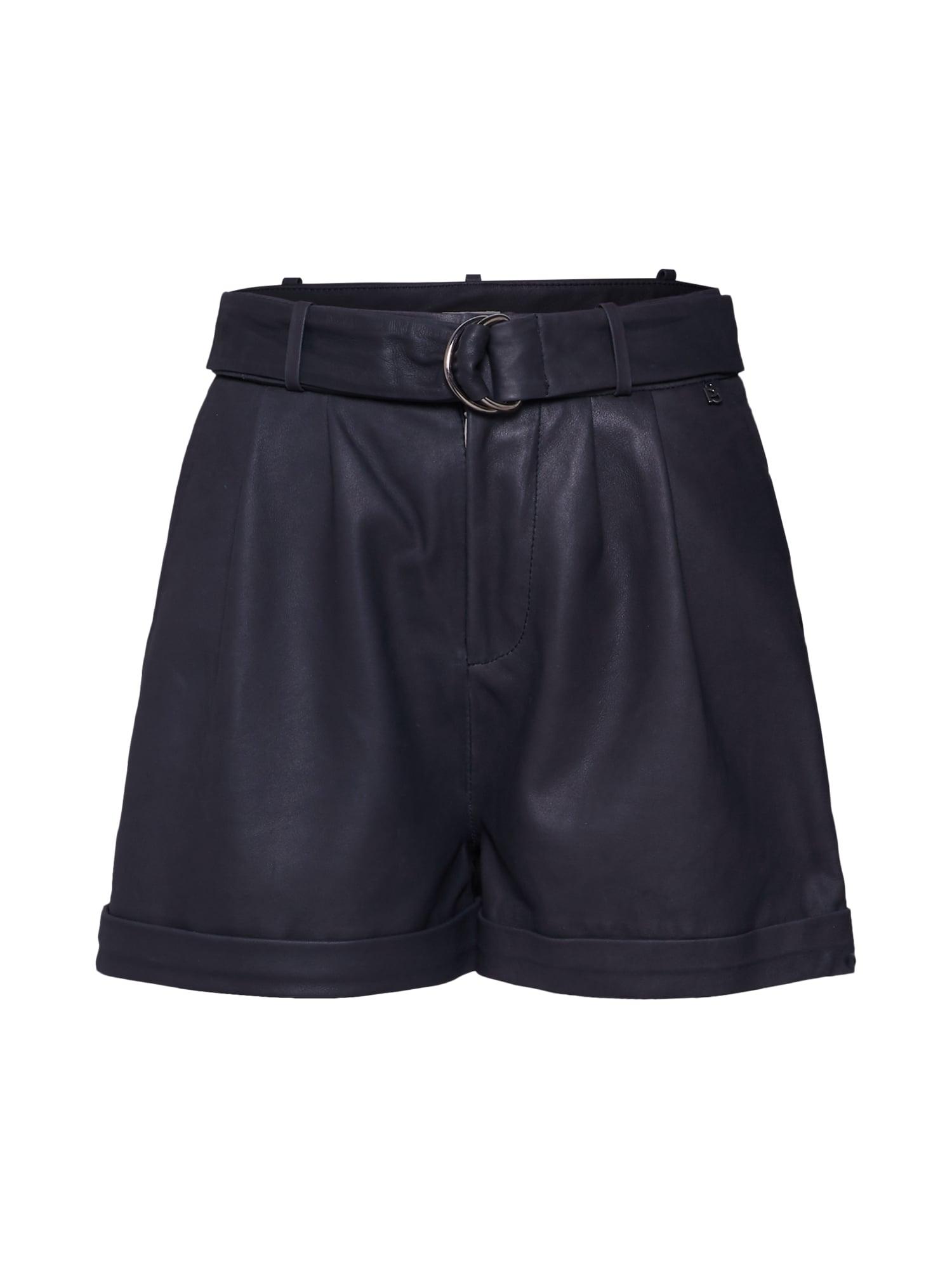 Kalhoty Carola černá Pepe Jeans
