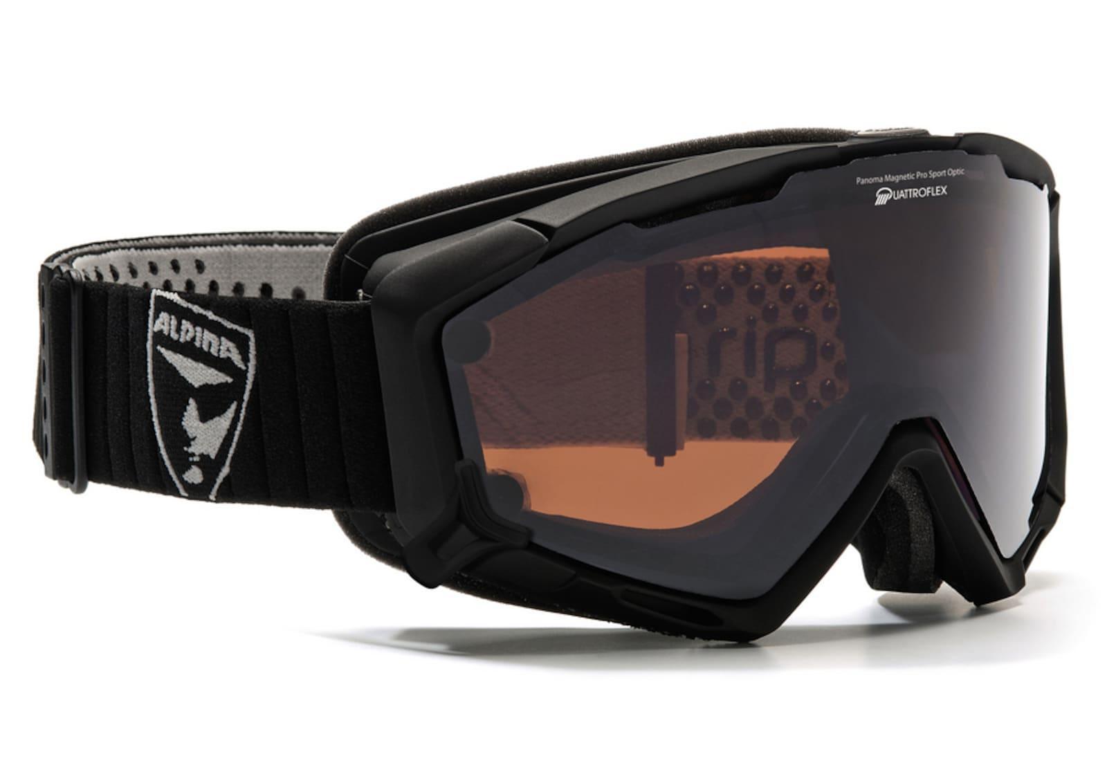 Alpina Skibrille ´Panoma Magnetic´